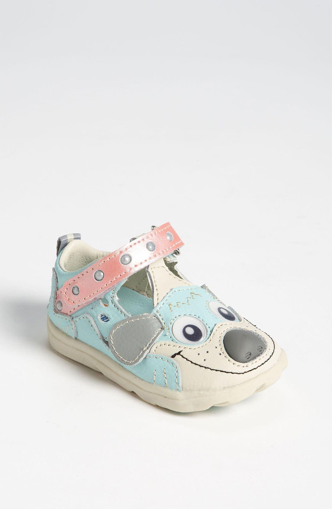 Alternate Image 1 Selected - Zooligans™ 'Puppy' Sport Sandal (Baby, Walker & Toddler)