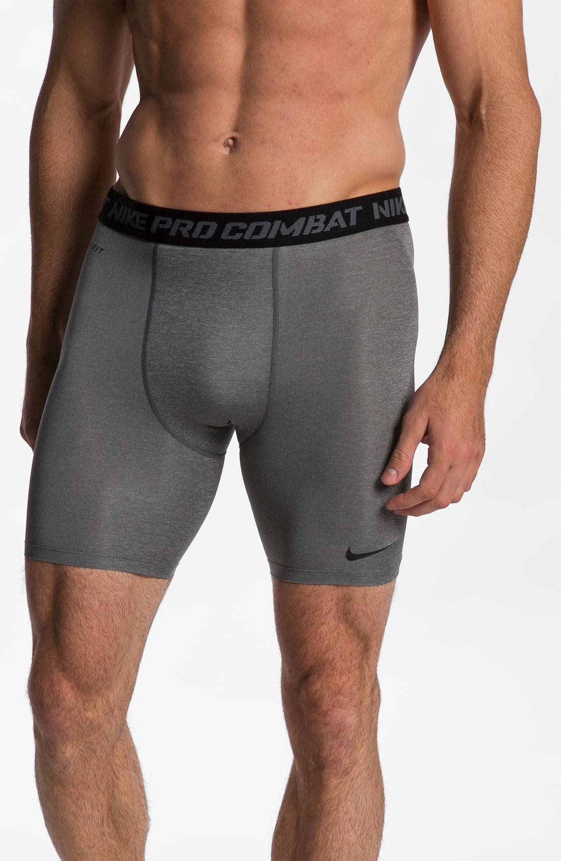 Alternate Image 1 Selected - Nike 'Pro' Compression Shorts (Online Exclusive)