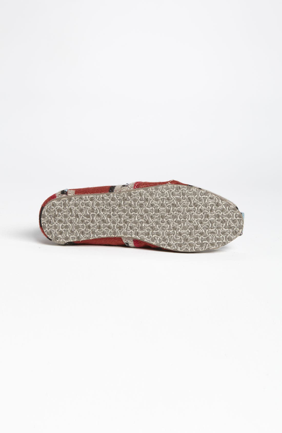 Alternate Image 4  - TOMS 'Classic - Tribal' Knit Slip-On (Women)