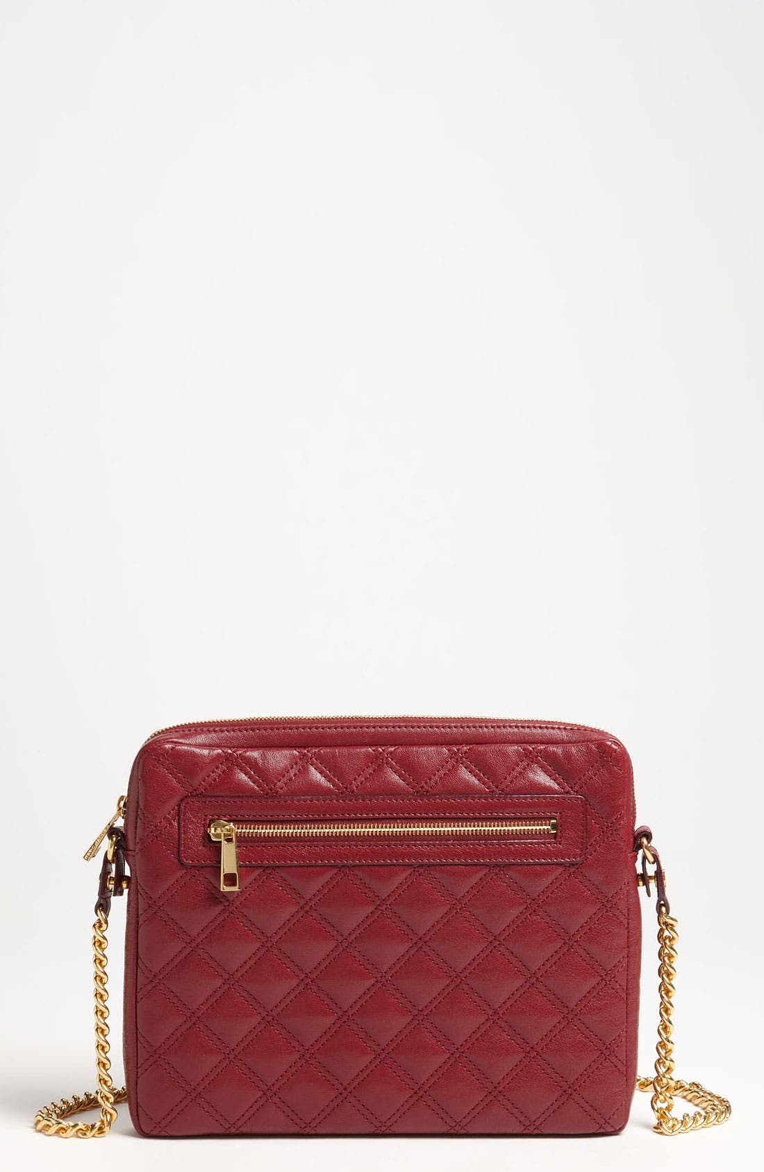 Alternate Image 1 Selected - MARC JACOBS 'Quilting - iPad' Crossbody Bag