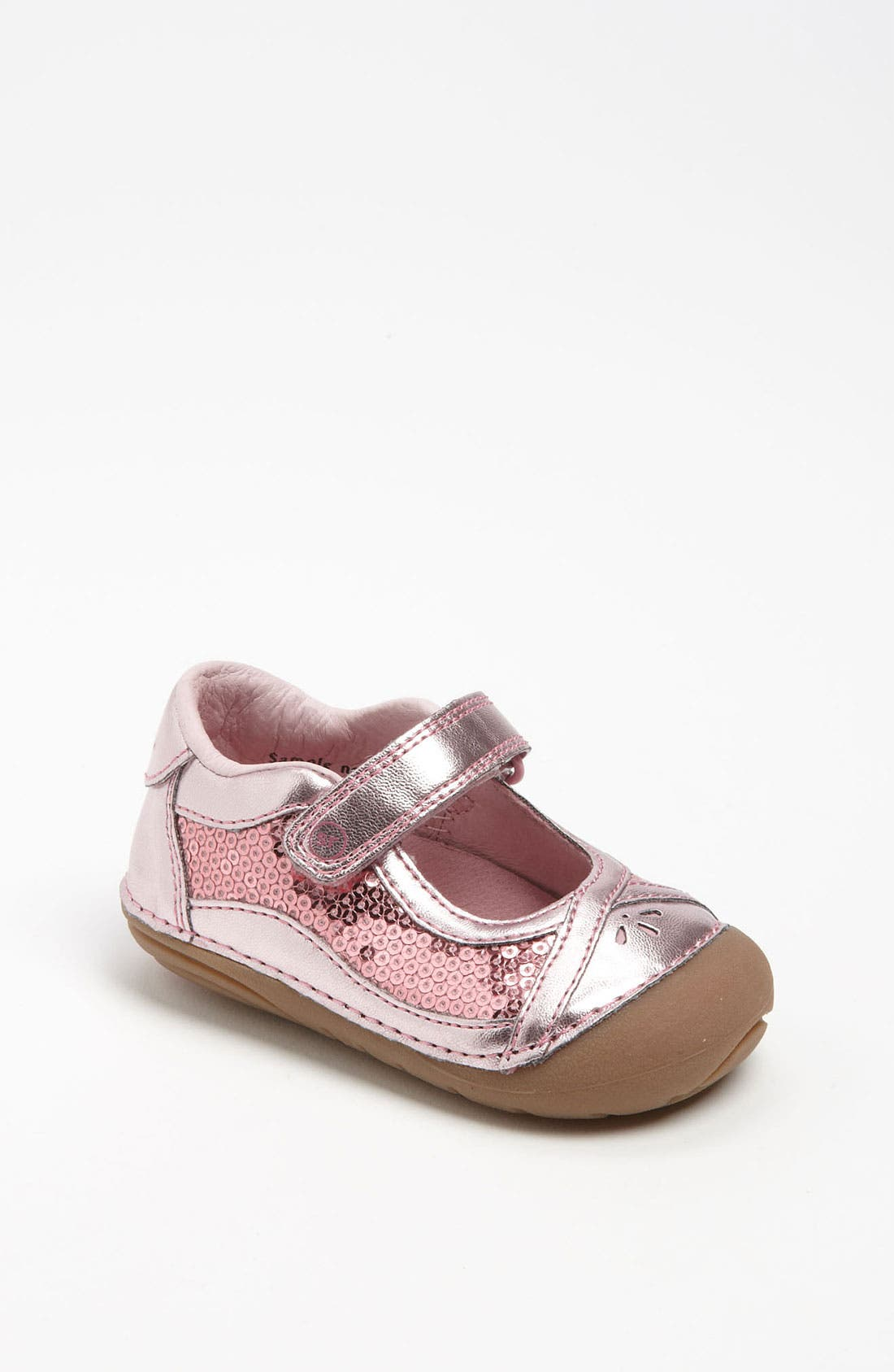 Alternate Image 1 Selected - Stride Rite 'Dream Queen' Mary Jane (Baby & Walker)