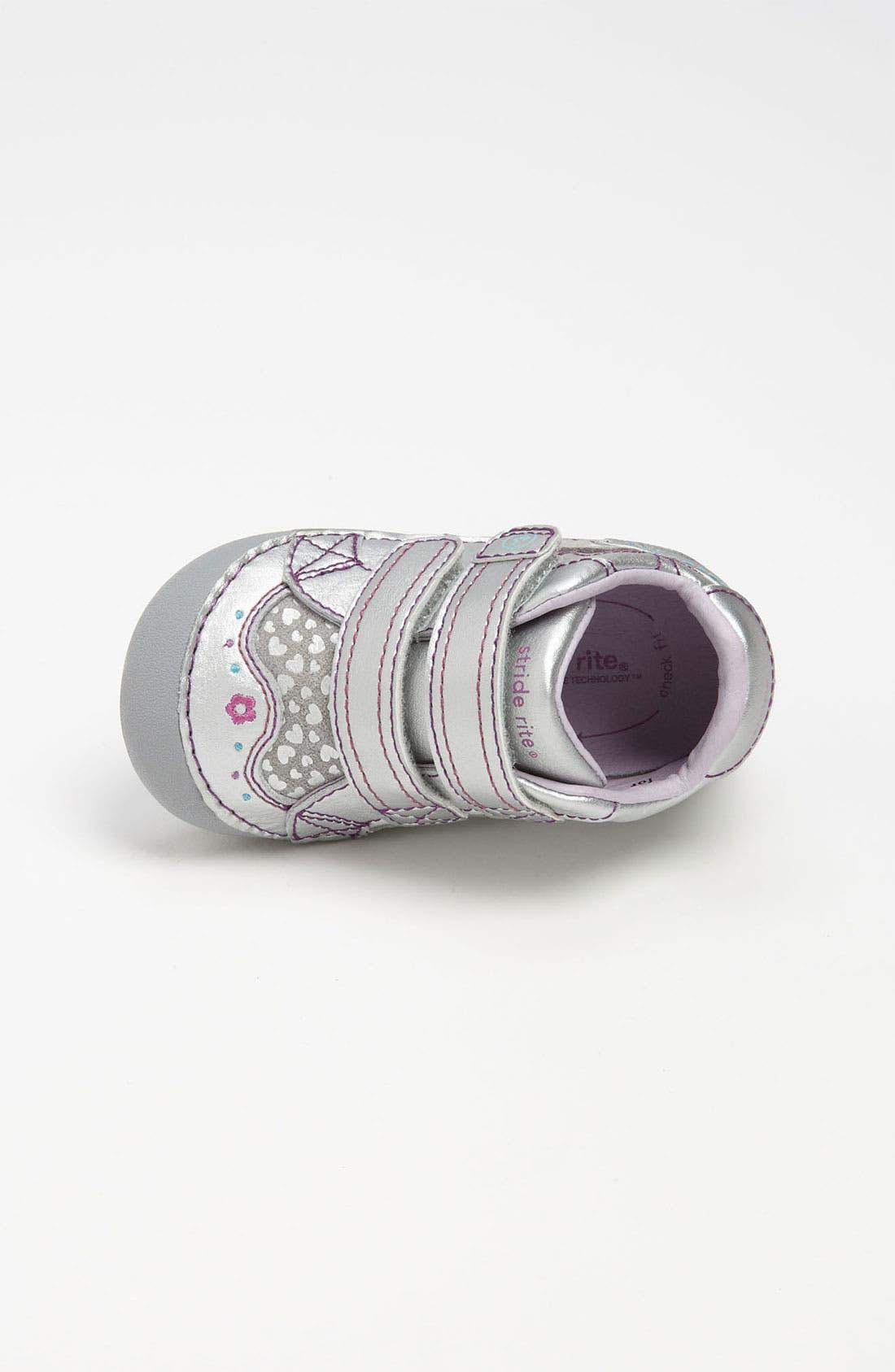 Alternate Image 3  - Stride Rite 'Gloria' Sneaker (Baby & Walker)