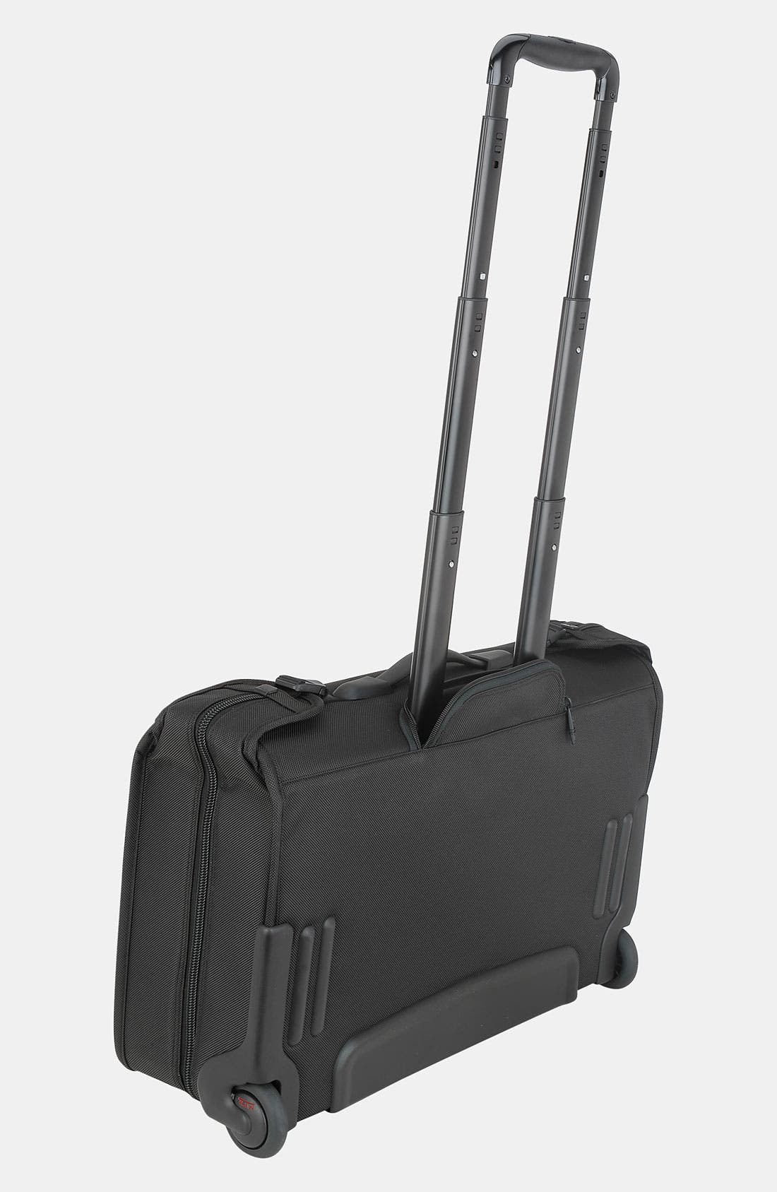 Alternate Image 2  - Tumi 'Alpha' Wheeled Carry-On Garment Bag