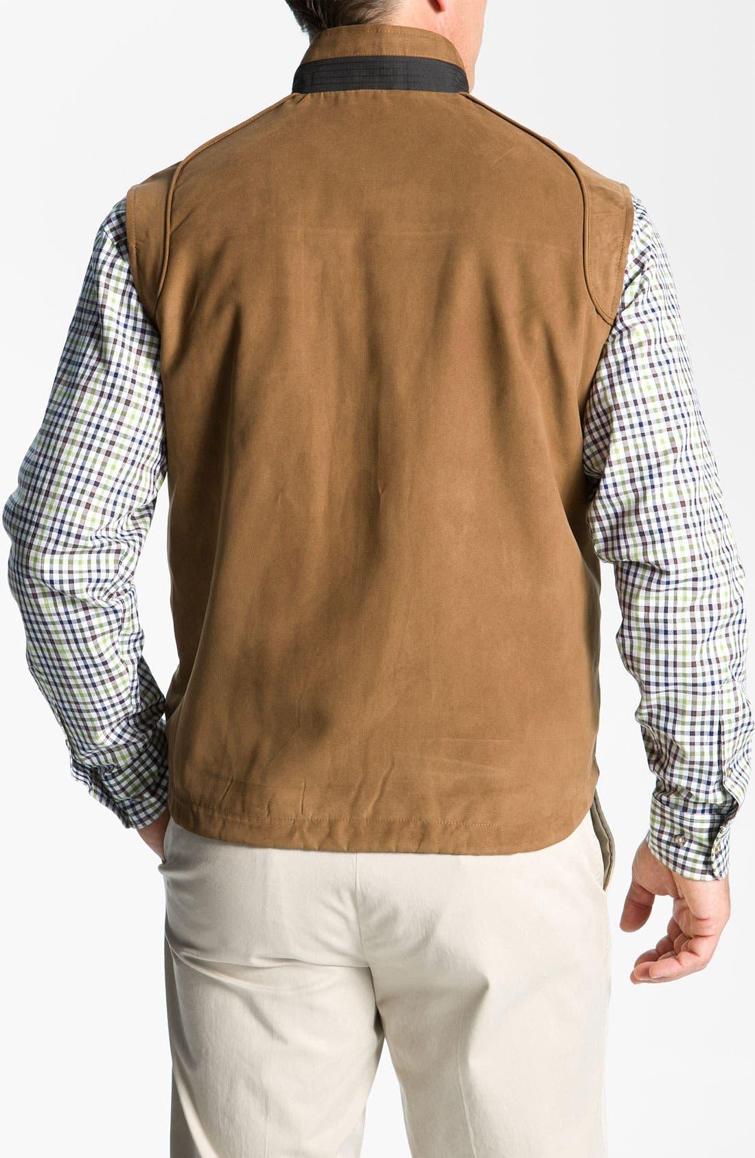 Alternate Image 2  - Cutter & Buck 'Preston' Reversible Vest