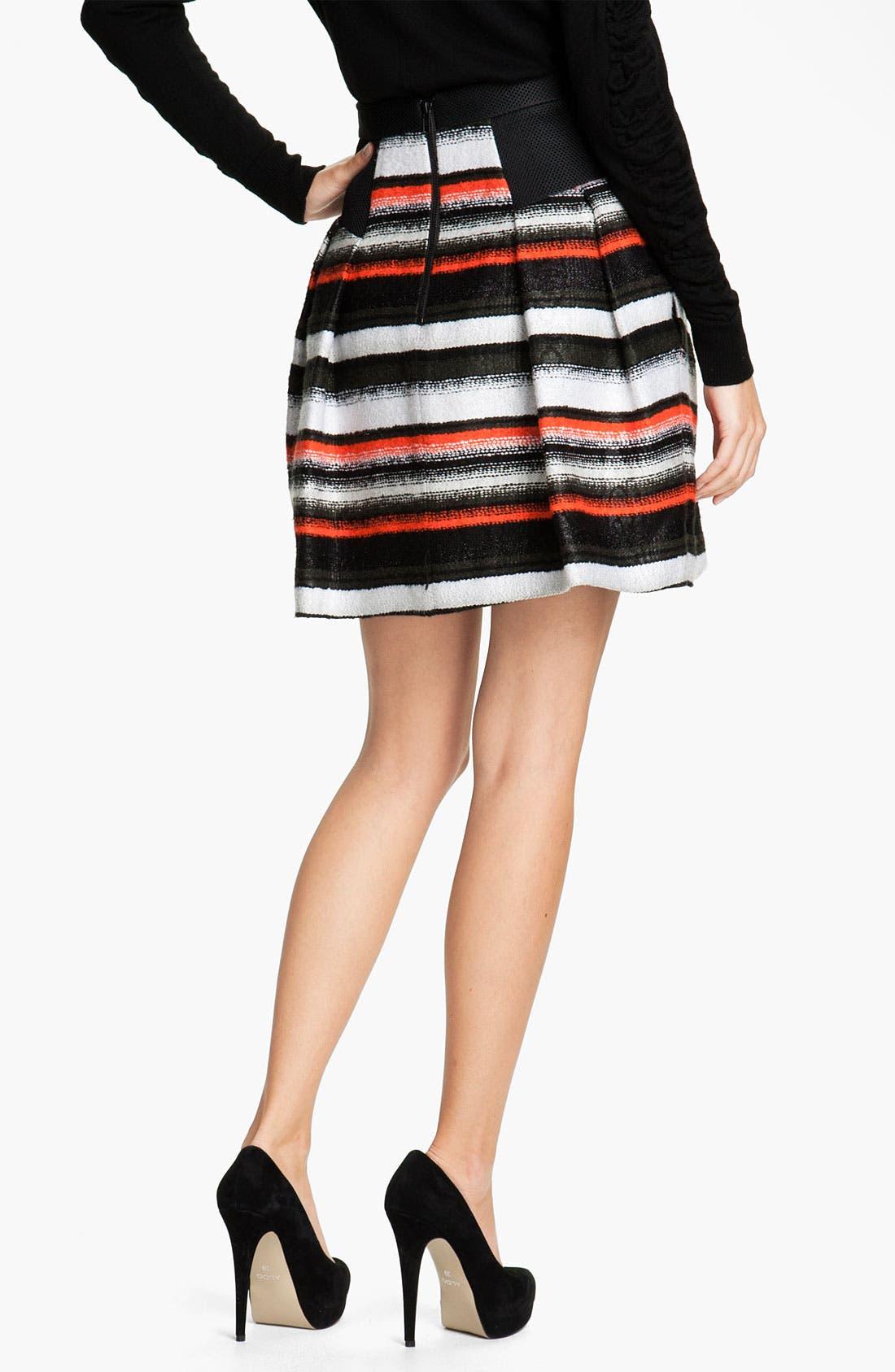 Alternate Image 2  - Milly 'Raquelle' Flare Skirt