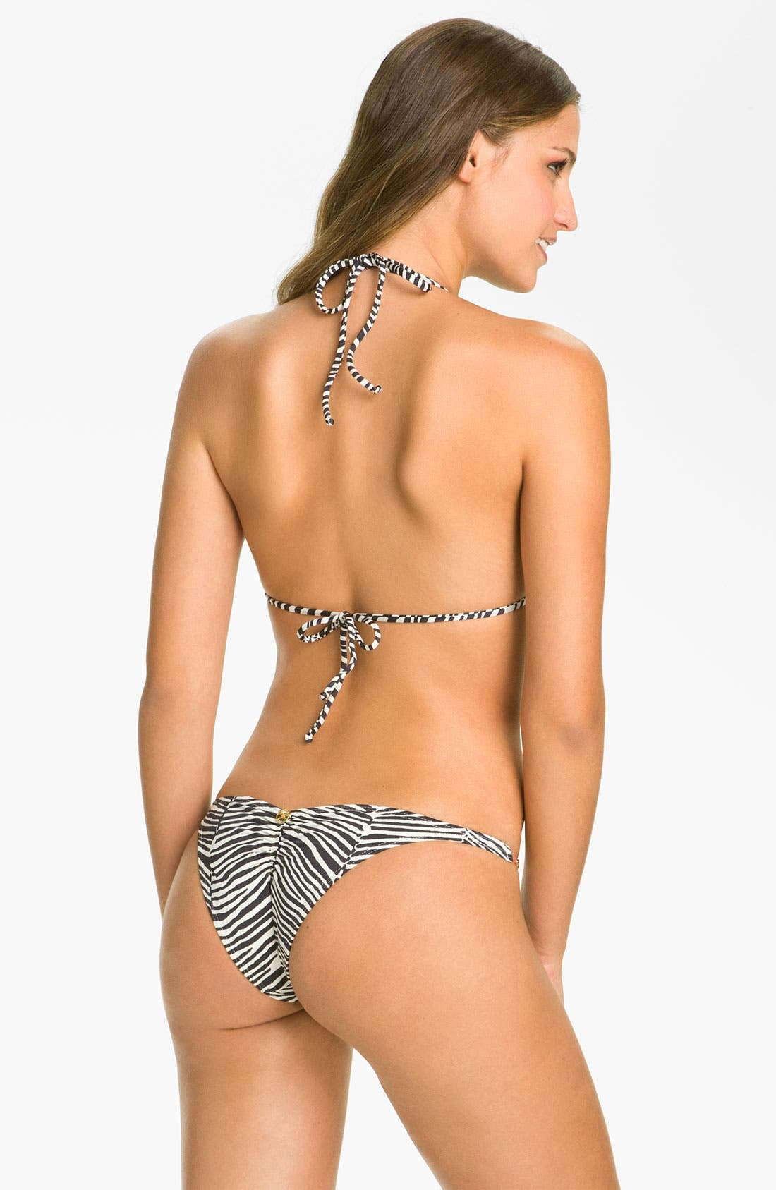 Alternate Image 5  - ViX Swimwear 'Africa' Triangle Bikini Top