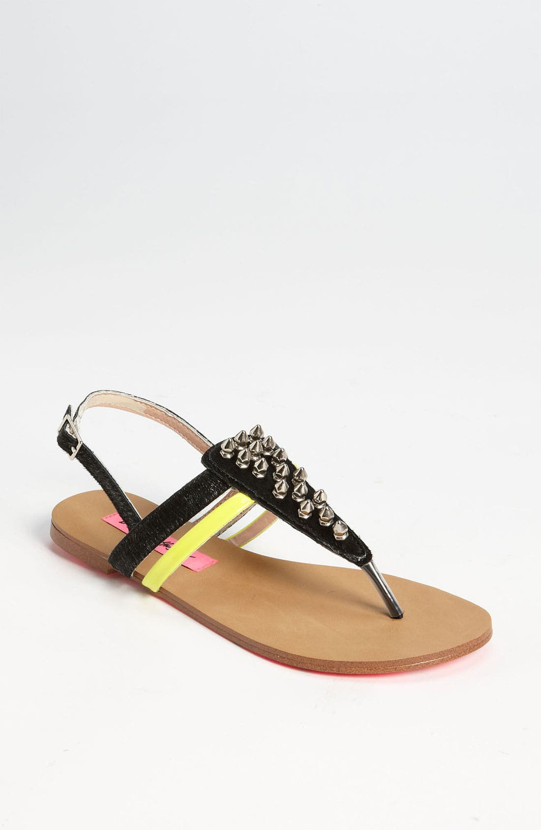 Alternate Image 1 Selected - Betsey Johnson 'Corii' Sandal