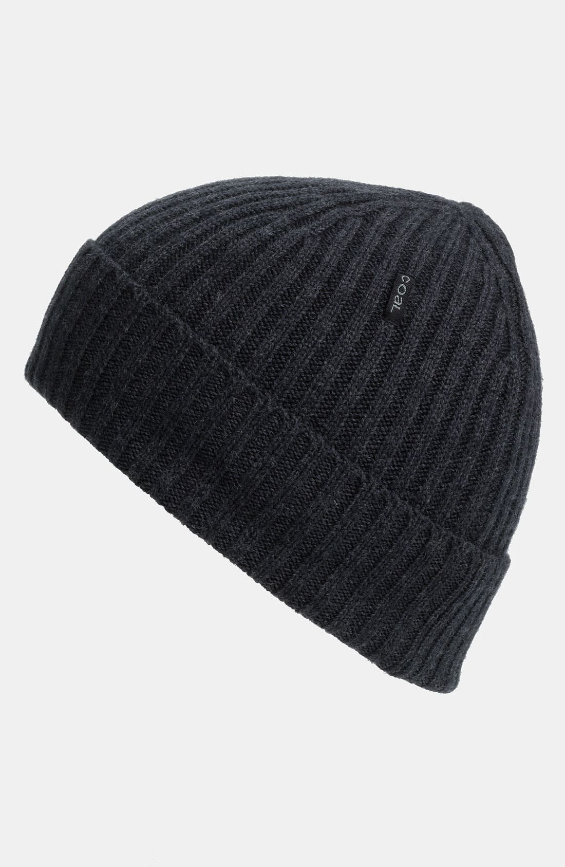 Main Image - Coal 'Emerson' Knit Cap