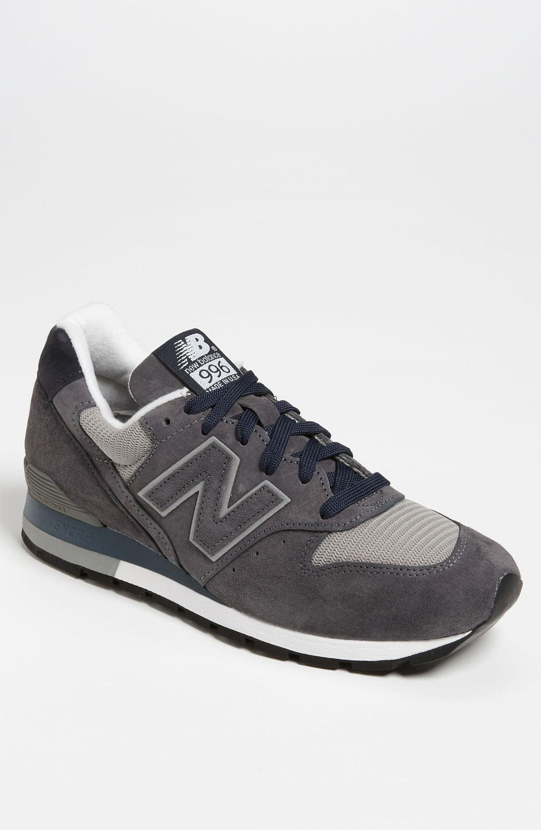 Alternate Image 1 Selected - New Balance '996' Sneaker (Men) (Online Only)