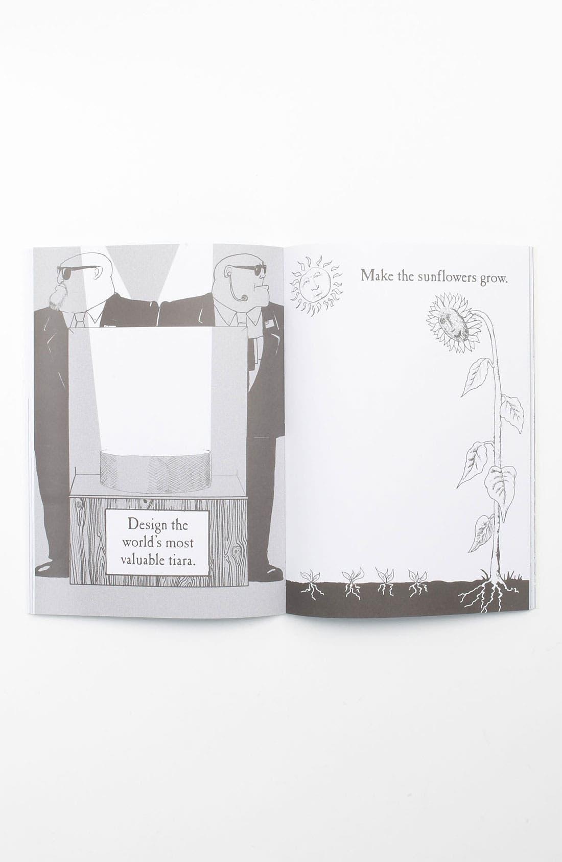 Alternate Image 2  - Andrew Pinder 'The Girls' Doodle Book' Art Book (Girls)