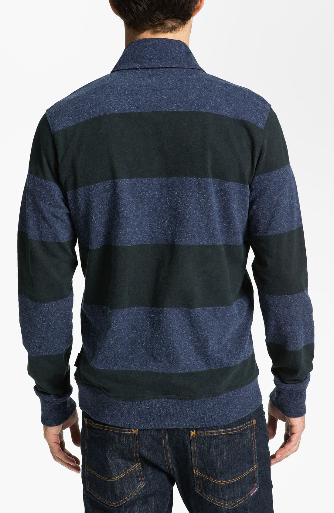 Alternate Image 2  - Ted Baker London 'Nepjack' Shawl Collar Top