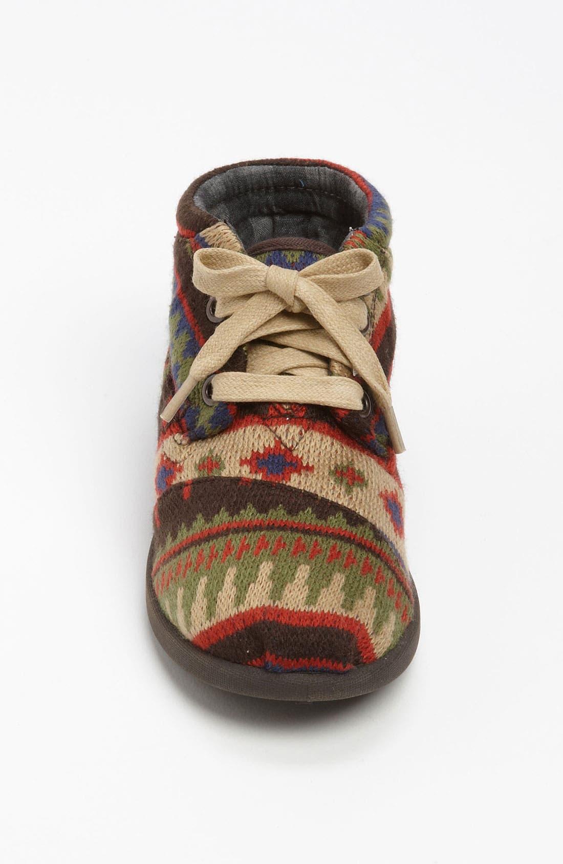 Alternate Image 3  - TOMS 'Botas Youth - Kilim' Boot (Toddler, Little Kid & Big Kid)