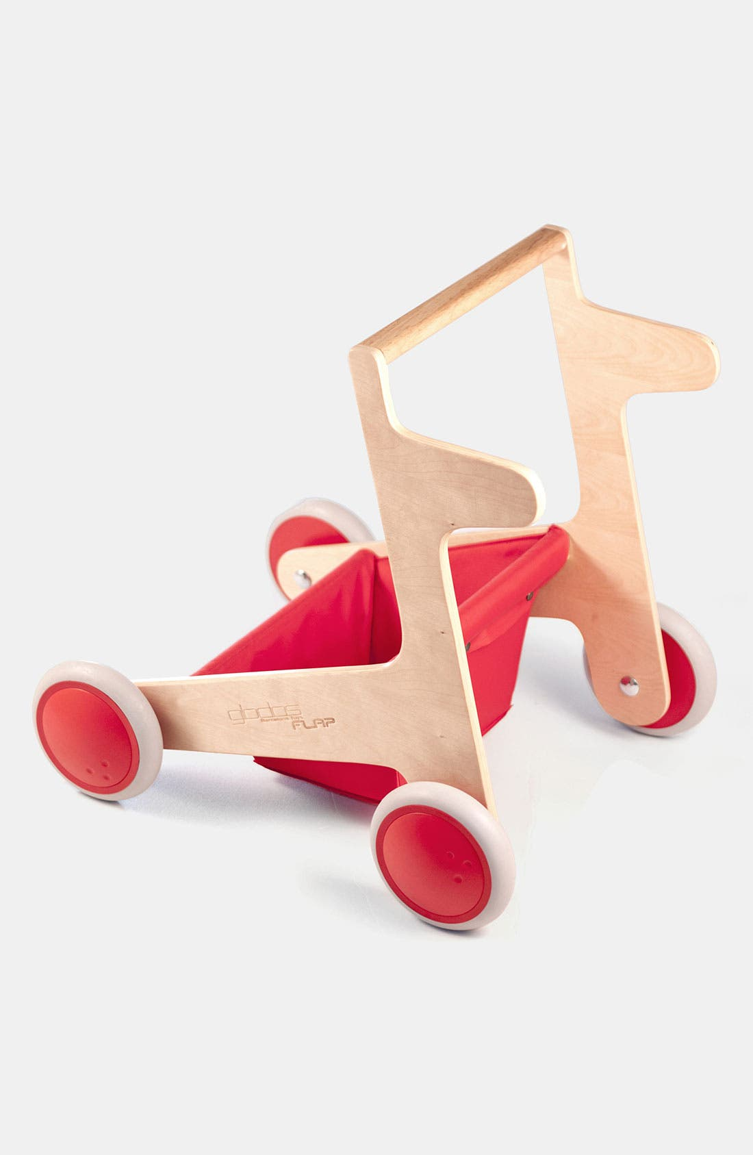 Alternate Image 3  - Kid O 'Flap' Cart Walker (Baby & Toddler)