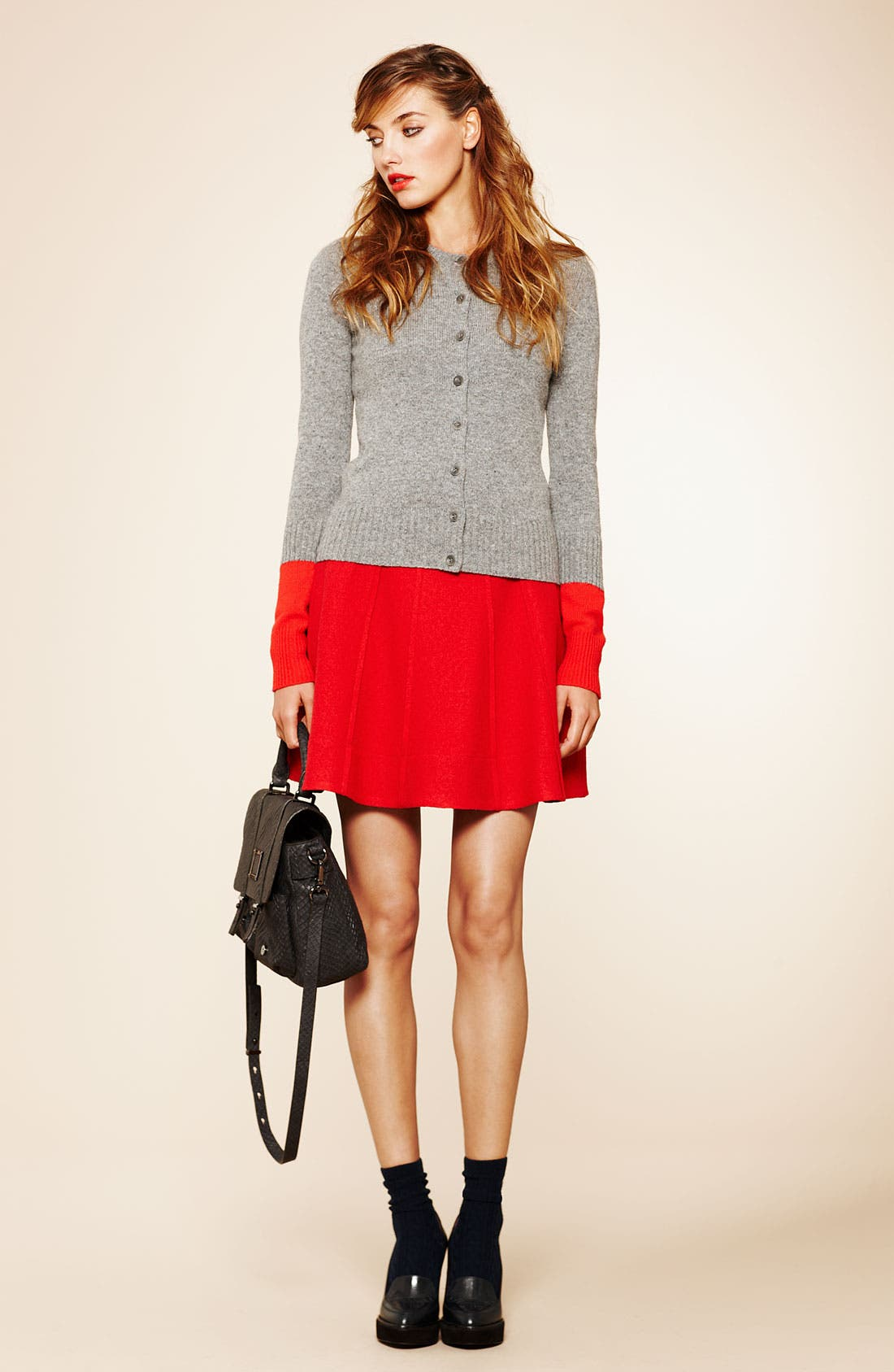Alternate Image 6  - MARC BY MARC JACOBS 'Blythe' Wool Skirt
