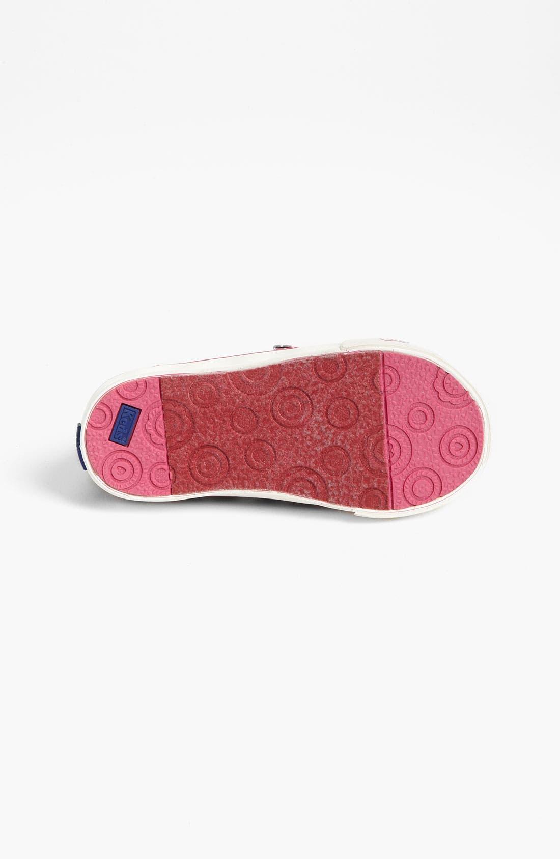 Alternate Image 4  - Keds® 'Mimmy' Sneaker (Walker & Toddler)