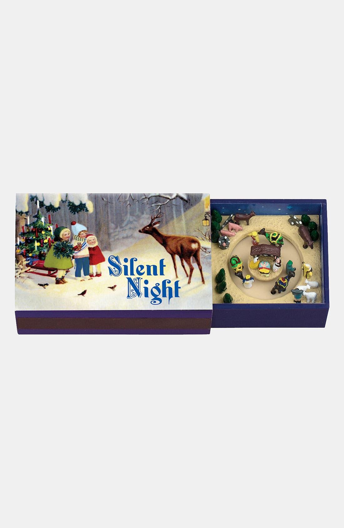 Main Image - Mr. Christmas® 'Silent Night' Matchbox Melodies™ Music Box
