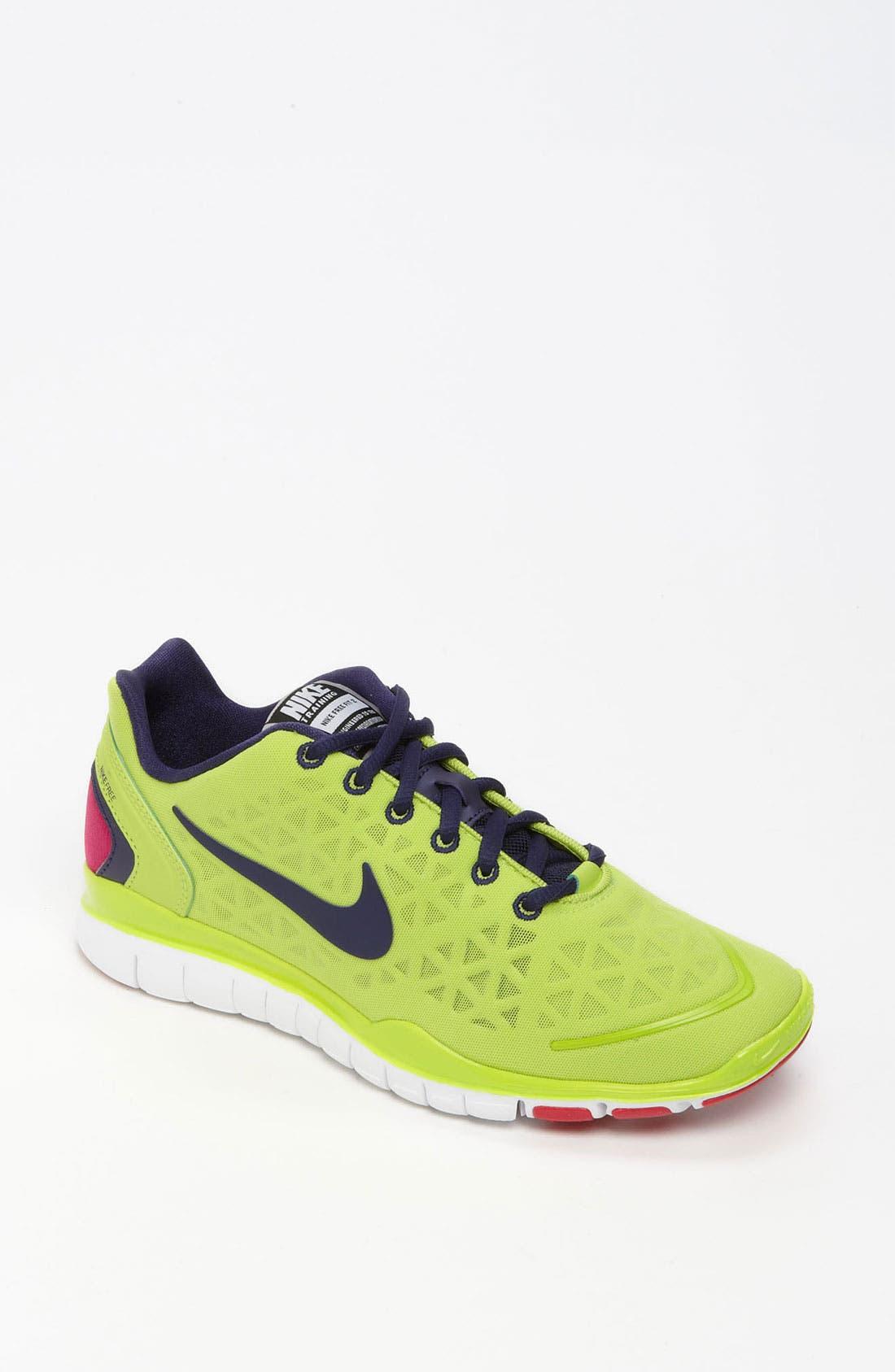 Alternate Image 1 Selected - Nike 'Free TR Fit 2' Training Shoe (Women)