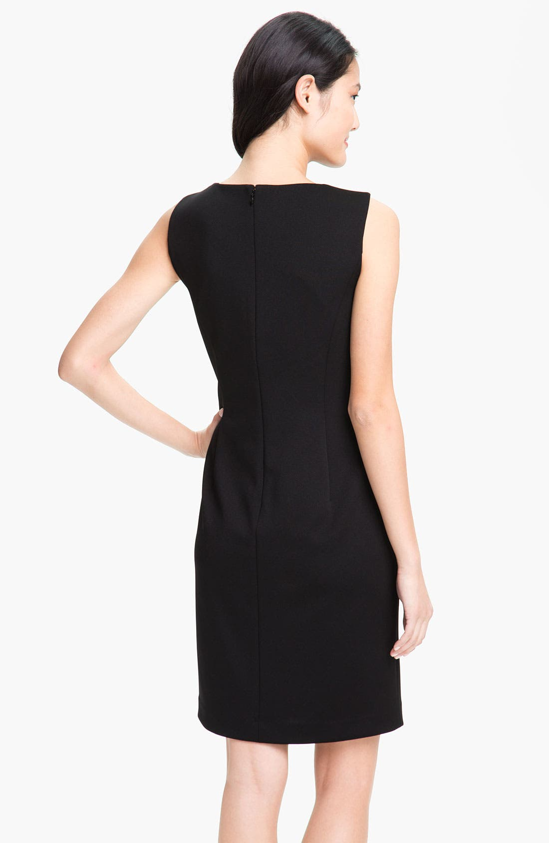 Alternate Image 2  - Calvin Klein Colorblock Sheath Dress