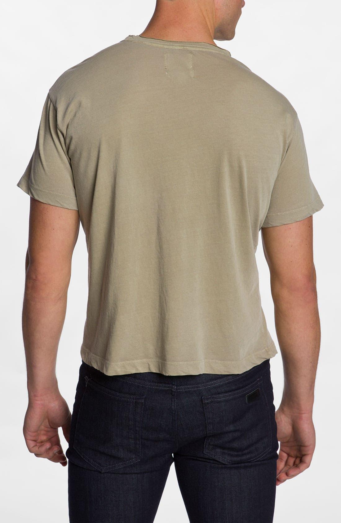 Alternate Image 2  - RVCA Pocket T-Shirt