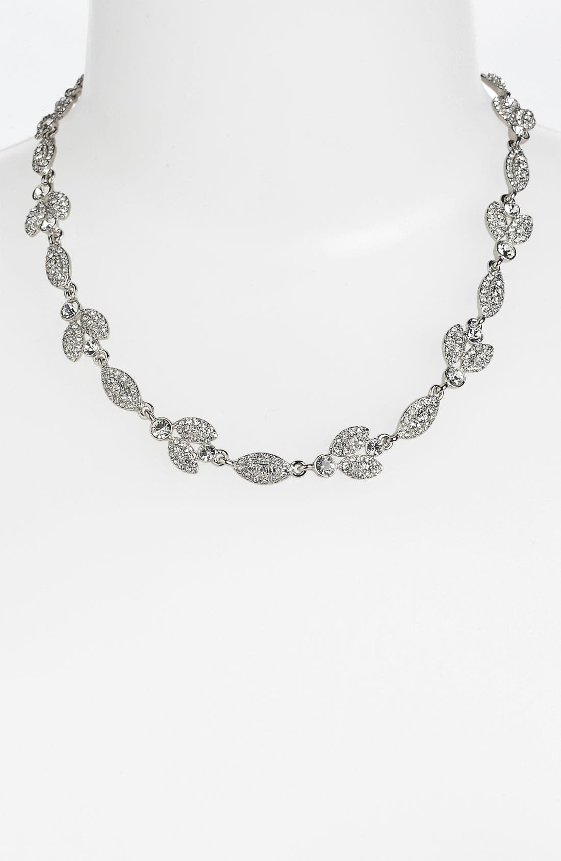 Alternate Image 1 Selected - Givenchy Crystal Collar Necklace