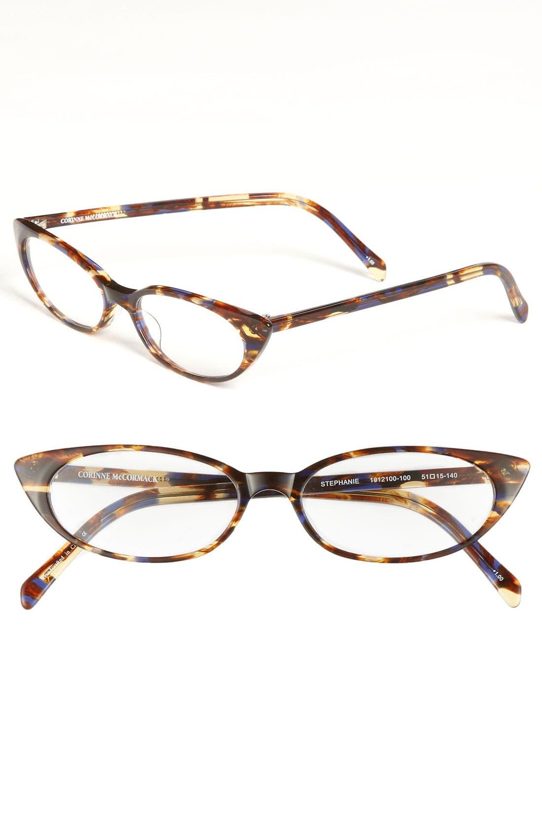 Main Image - Corinne McCormack 51mm Reading Glasses
