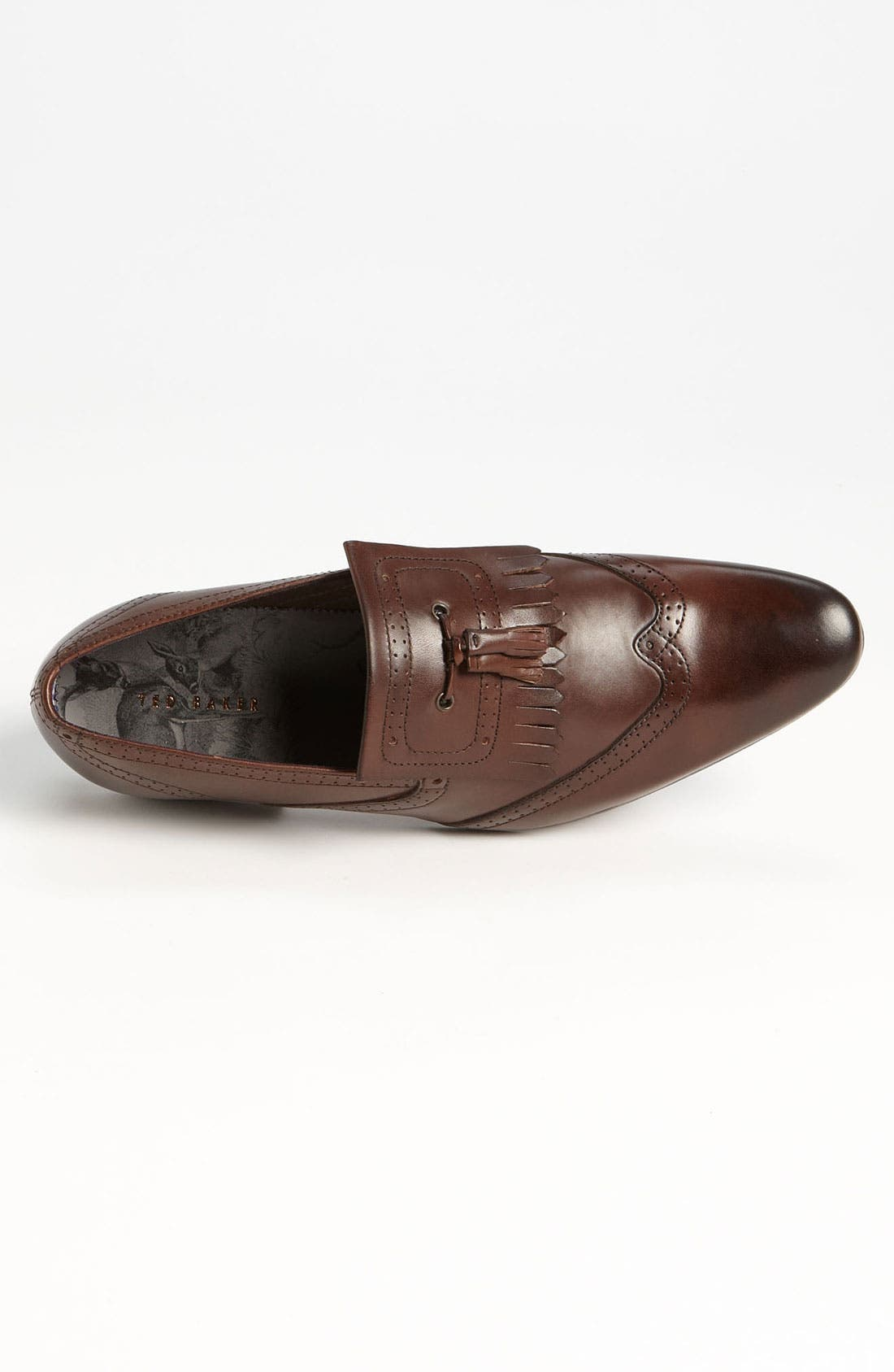 Alternate Image 3  - Ted Baker London 'Alarias' Kiltie Loafer