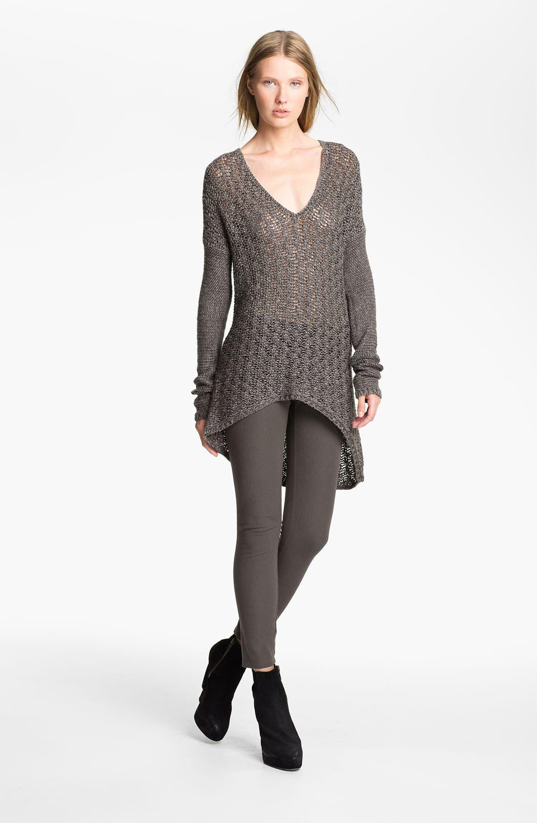 Alternate Image 1 Selected - Helmut Lang Knit Pullover