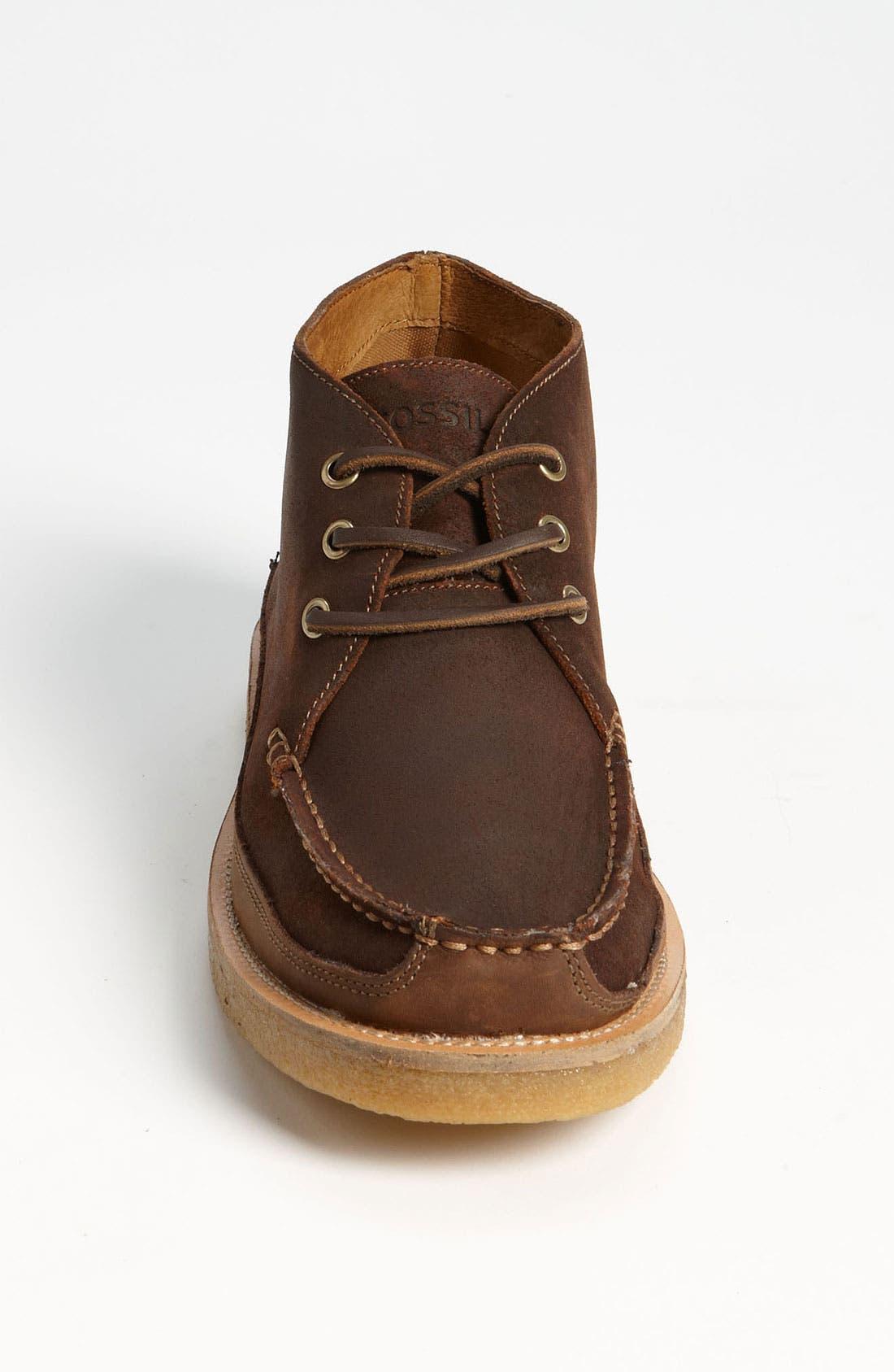 Alternate Image 3  - Fossil 'Pueblo' Chukka Boot