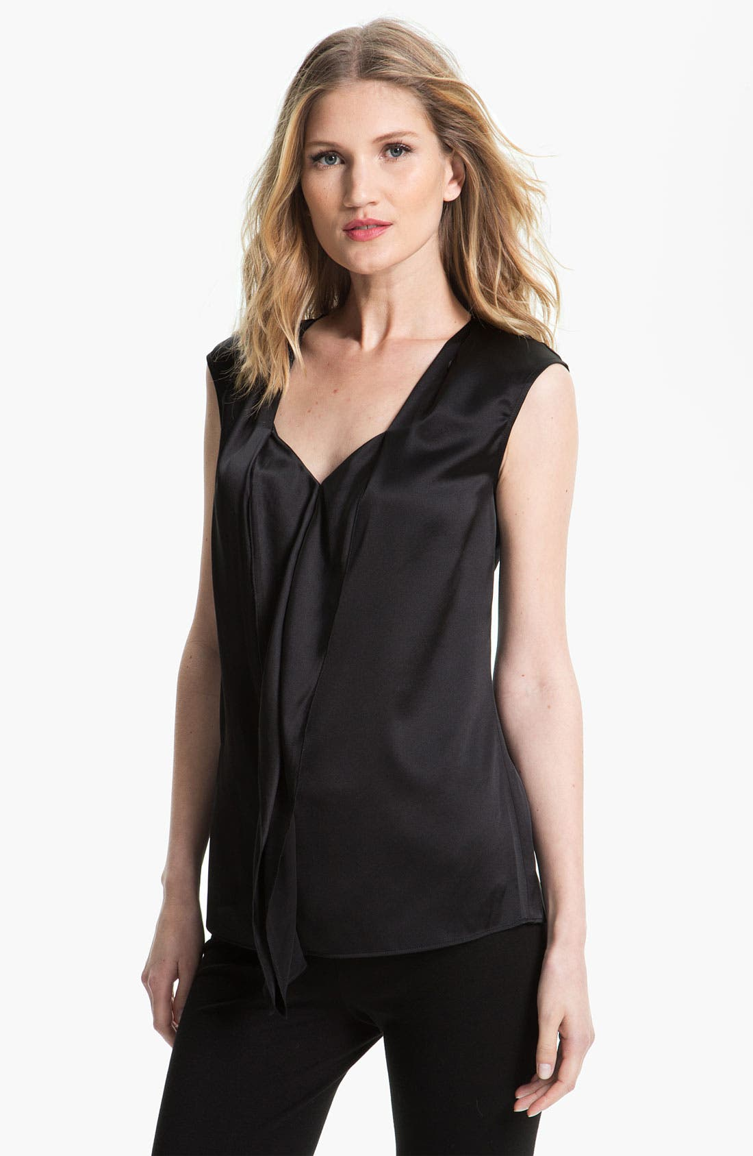 Alternate Image 1 Selected - BOSS Black 'Illeyda' Blouse