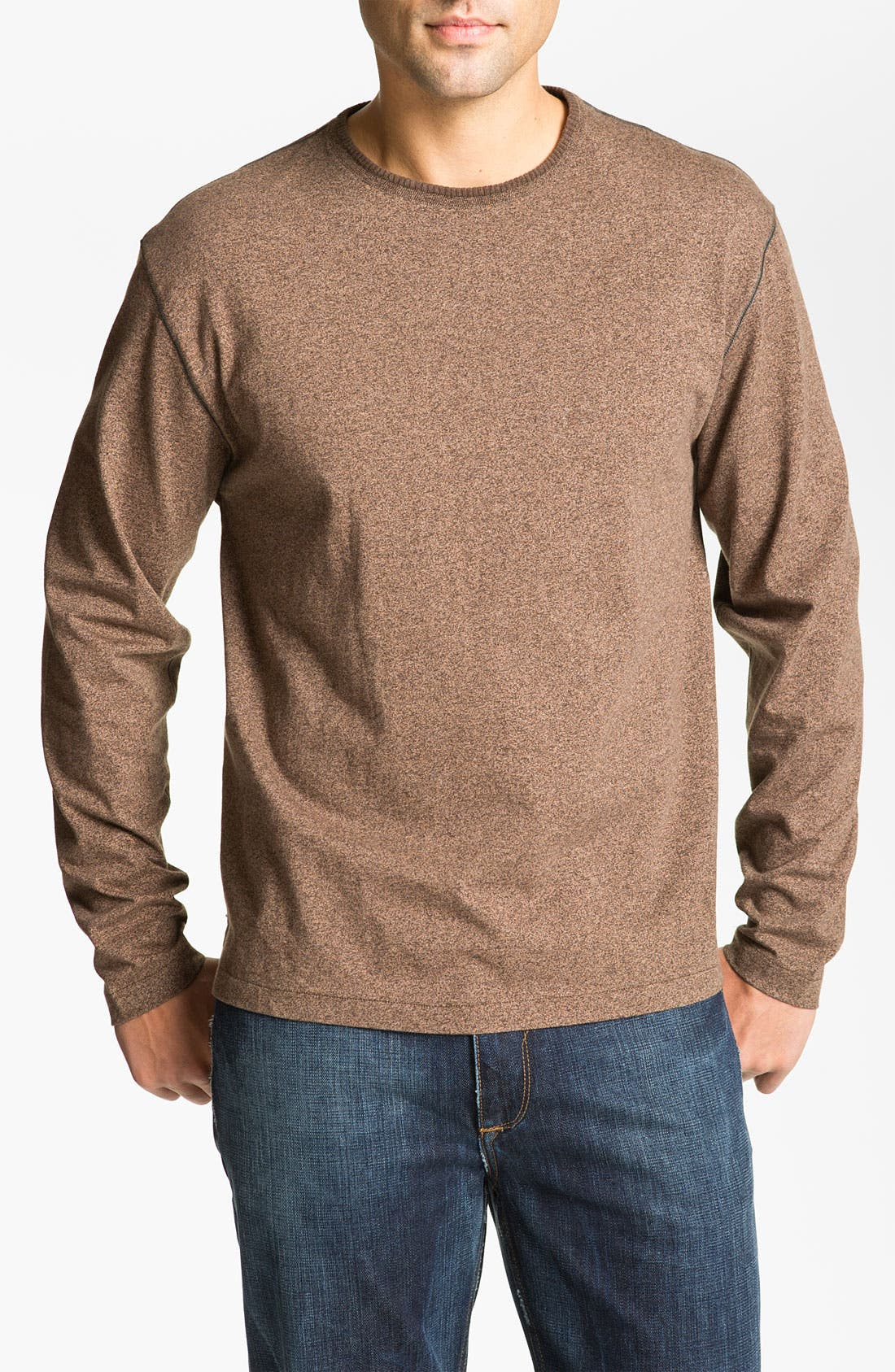 Alternate Image 1 Selected - Robert Graham 'Crown' Long Sleeve T-Shirt