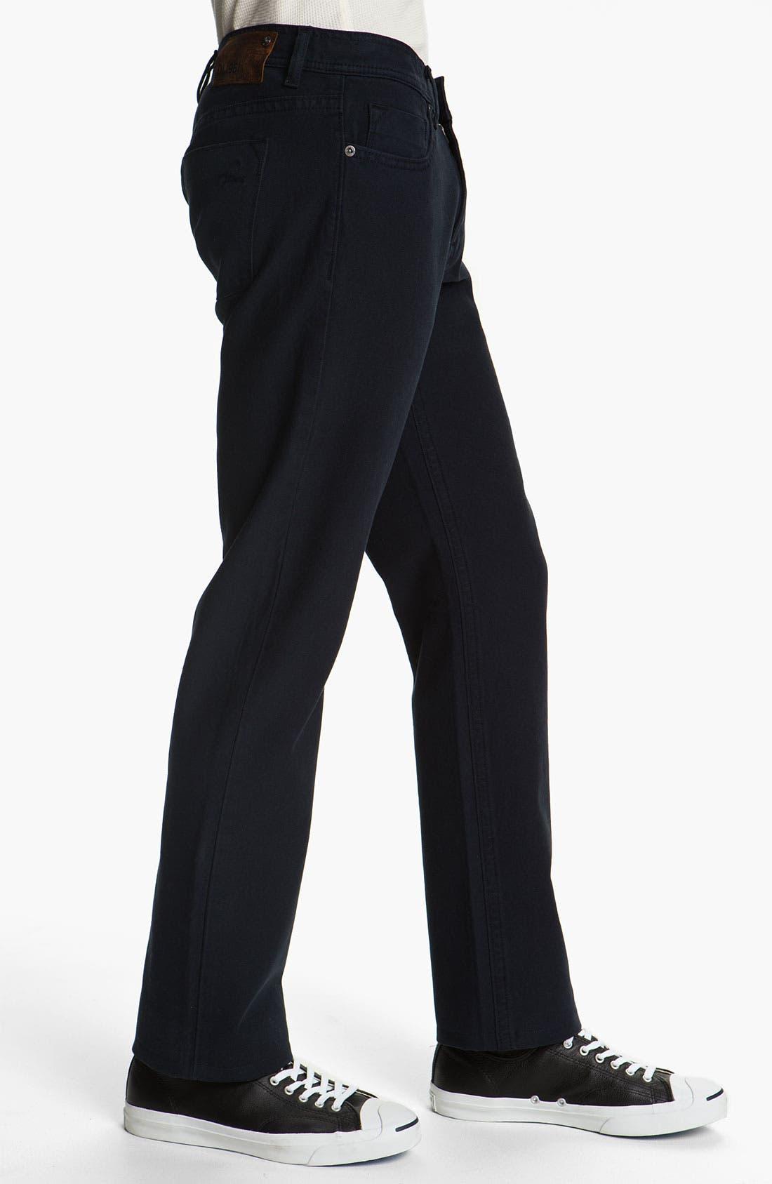 Alternate Image 3  - DL1961 'Vince' Straight Leg Jeans (Boxer)