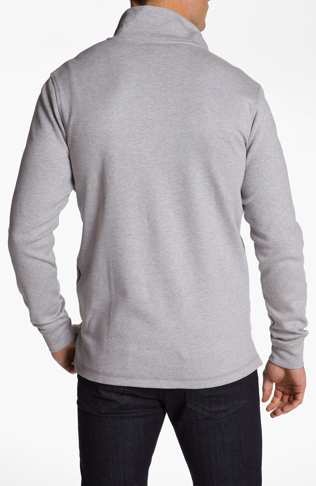 Alternate Image 2  - Lacoste Half Zip Pullover