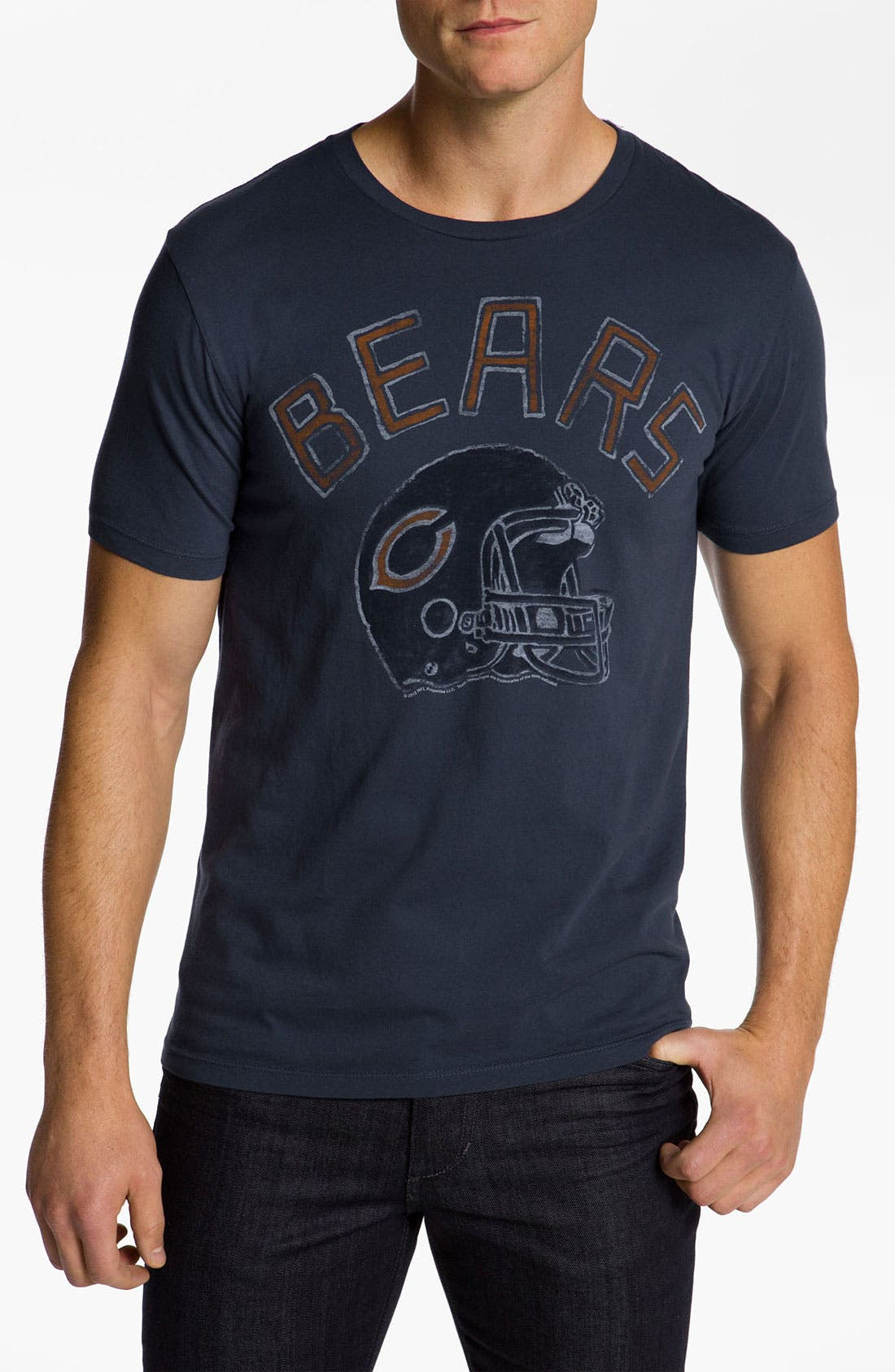 Alternate Image 1 Selected - Junk Food 'Chicago Bears' T-Shirt