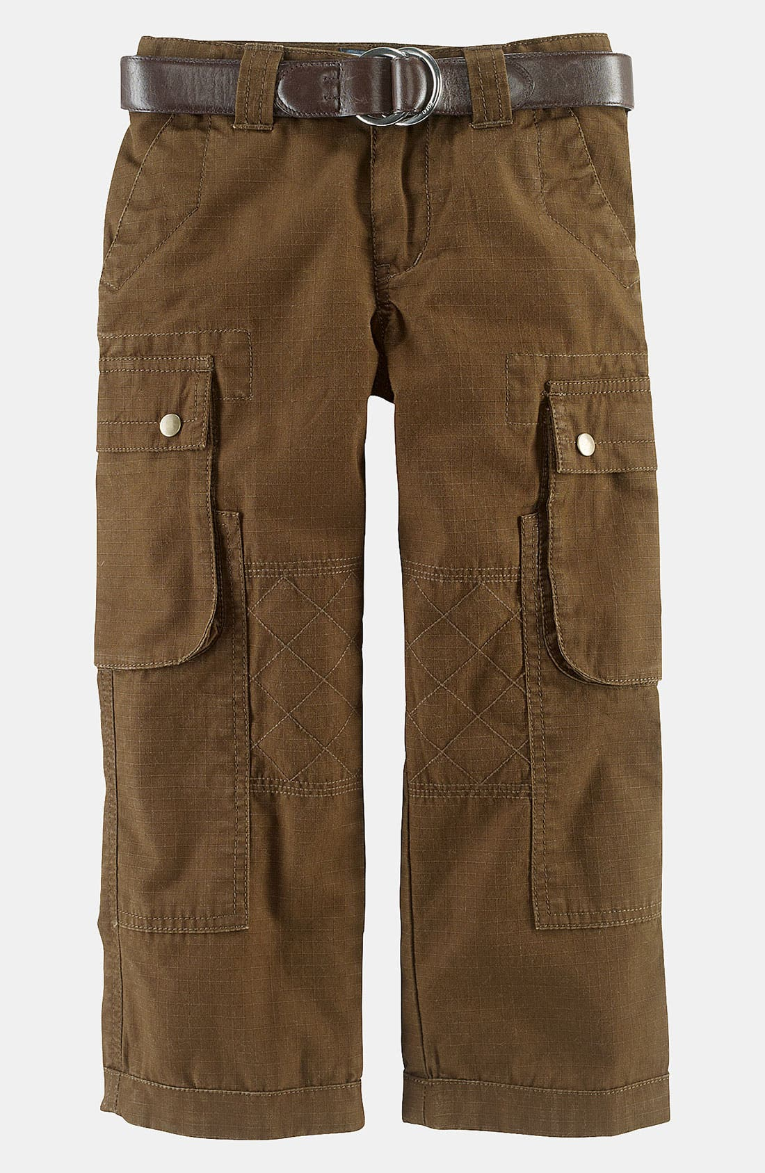 Alternate Image 1 Selected - Ralph Lauren Cargo Pants (Toddler)