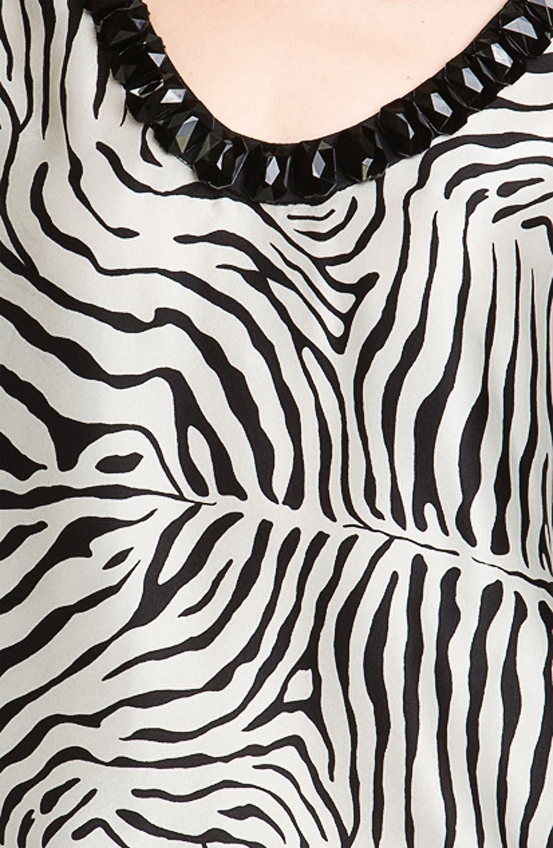 Alternate Image 3  - Nanette Lepore 'McCov' Silk Top