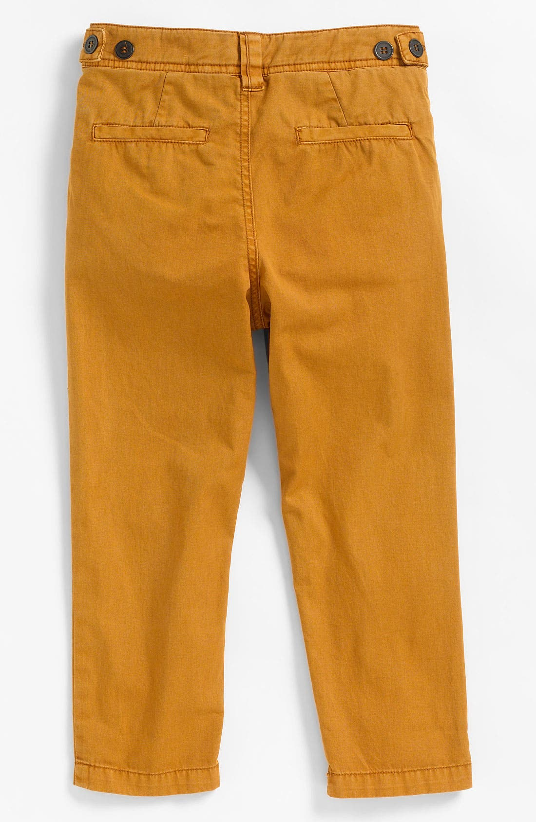 Alternate Image 1 Selected - LITTLE MARC JACOBS Flat Front Cotton Twill Pants (Toddler, Little Boys & Big Boys)