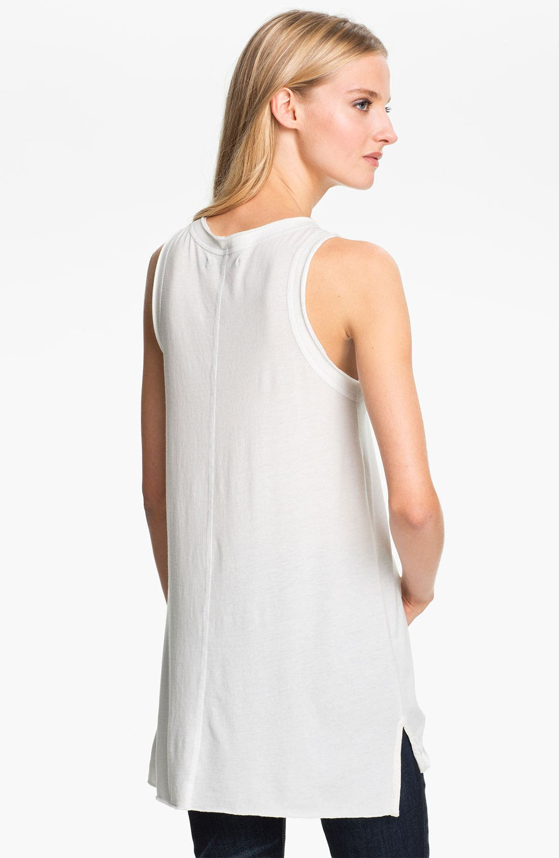 Alternate Image 2  - rag & bone Pocket Tank