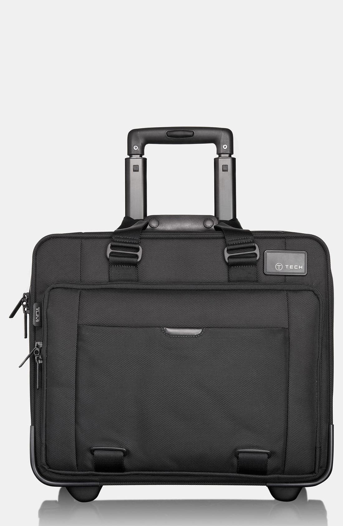Alternate Image 1 Selected - Tumi 'T-Tech Network' Wheeled Briefcase (17 Inch)