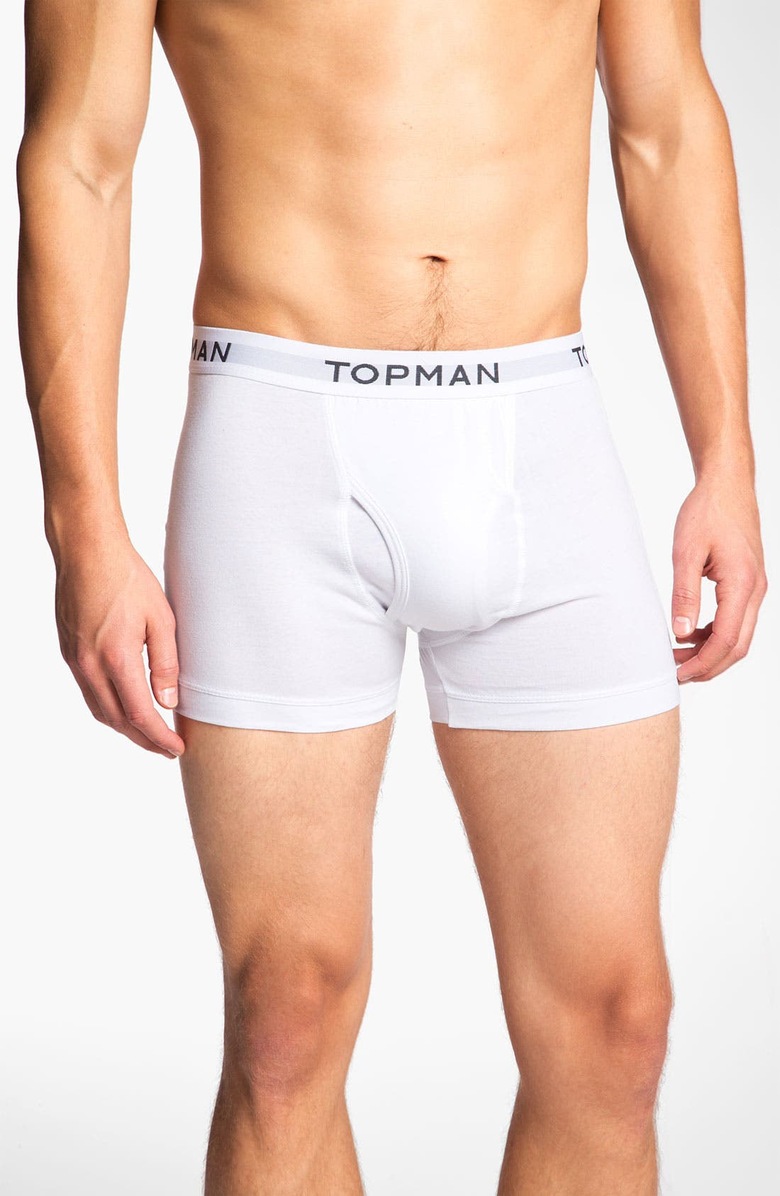 Alternate Image 4  - Topman Boxer Briefs (3-Pack)