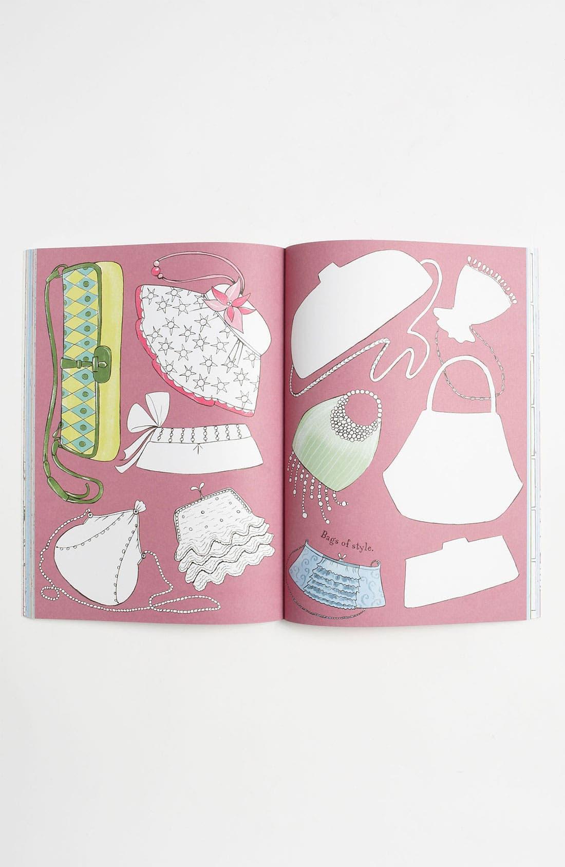 Alternate Image 2  - 'Girls' World of Doodles' Book (Girls)