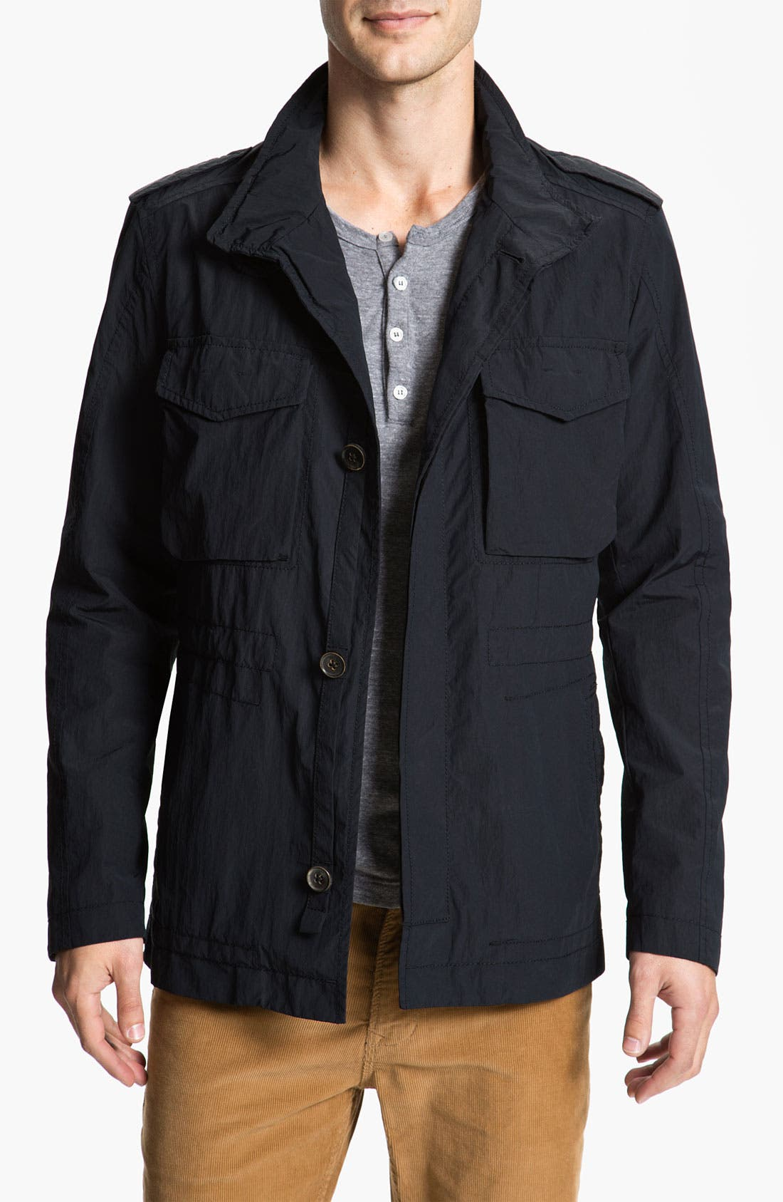 Alternate Image 1 Selected - BOSS Black 'Capner' Field Jacket