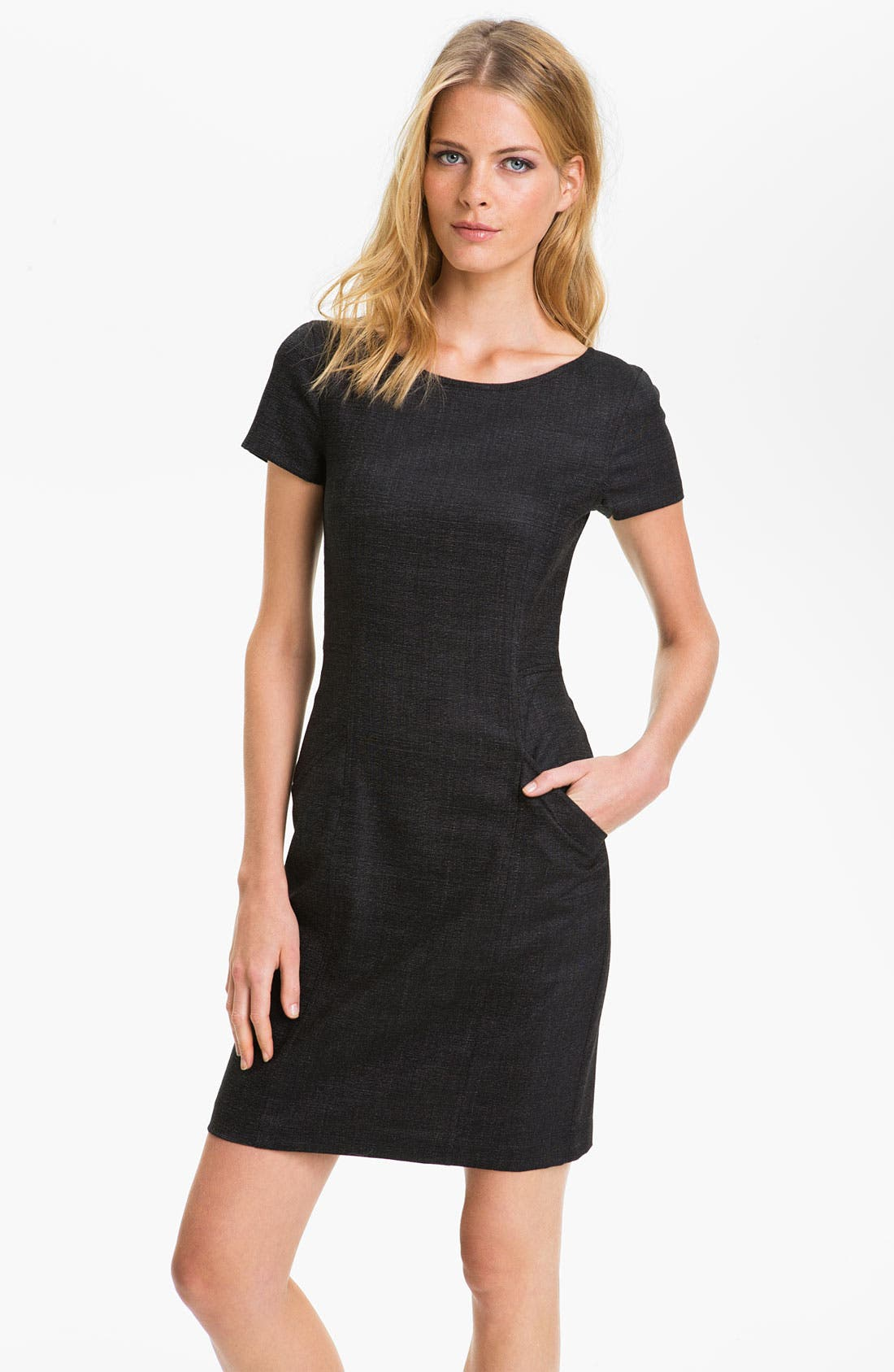 Alternate Image 1 Selected - Theory 'Nuriana' Sheath Dress