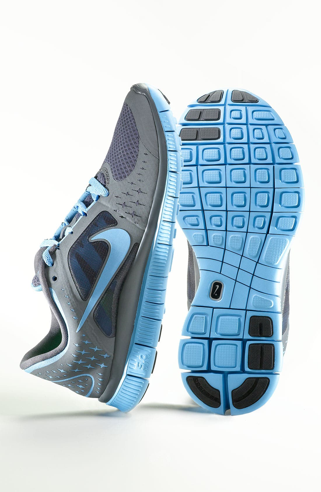 Alternate Image 6  - Nike 'Free Run+ 3' Running Shoe (Women)