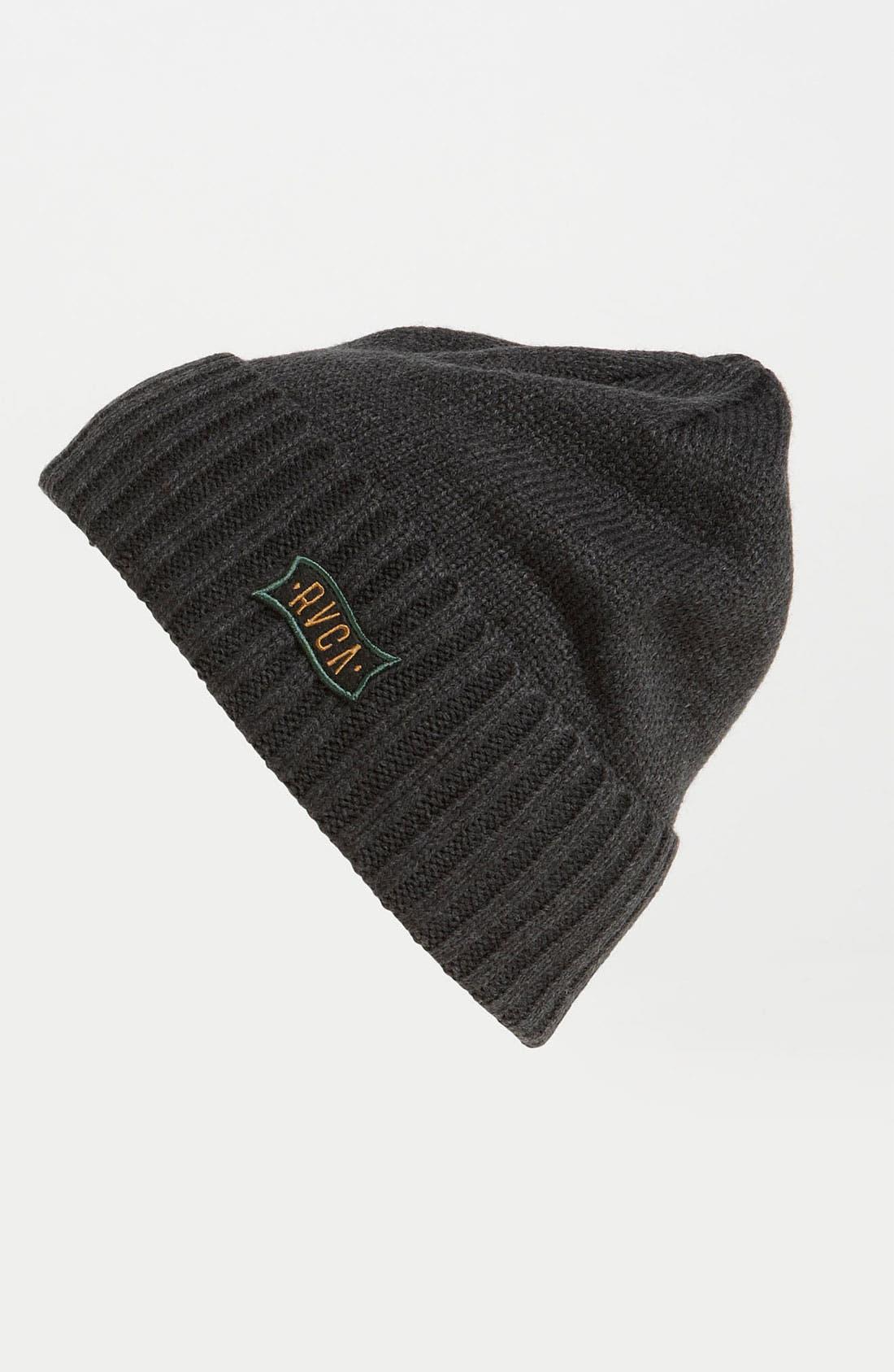 Main Image - RVCA 'Skullion' Knit Cap