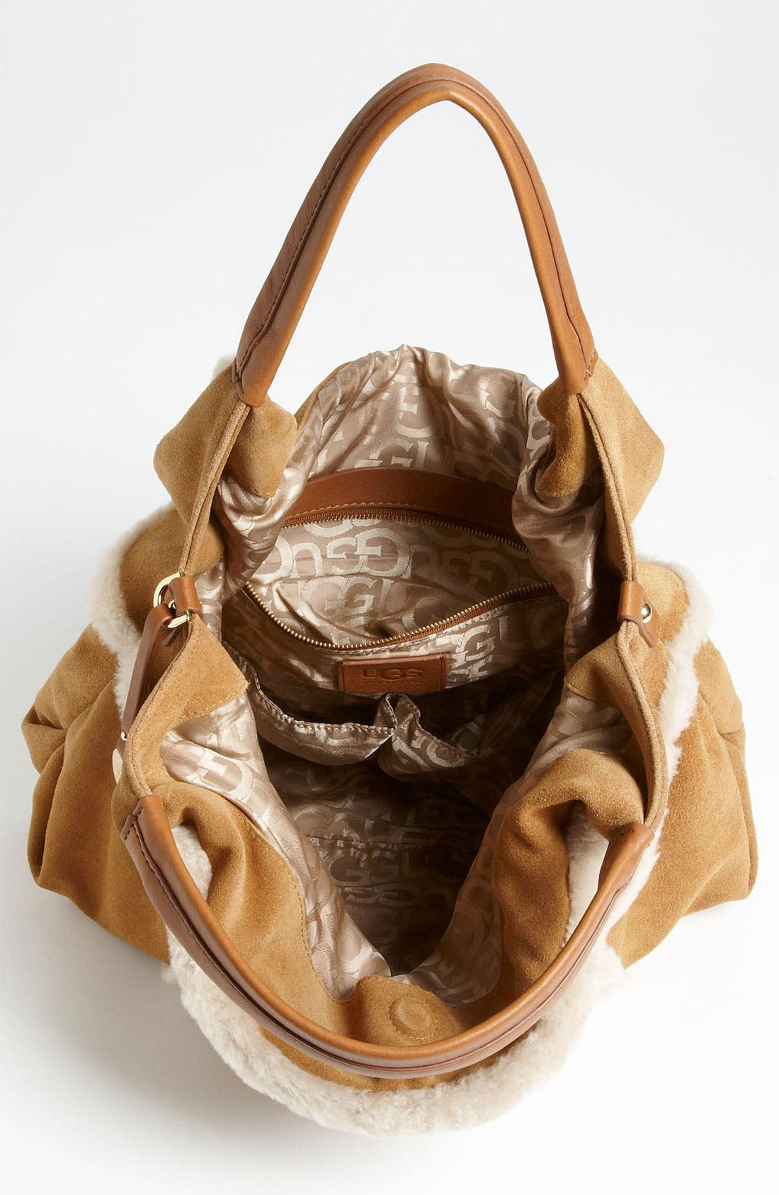 Alternate Image 3  - UGG® Australia 'Quinn' Hobo