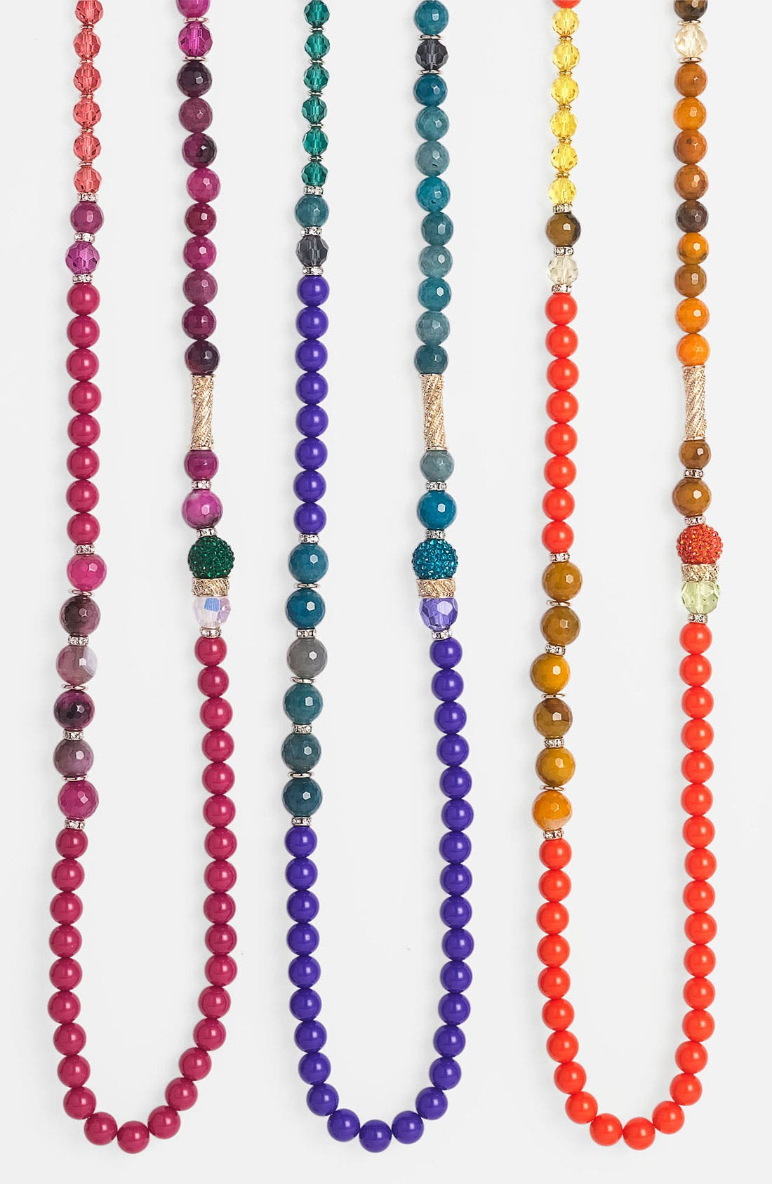 Alternate Image 1 Selected - Sequin 'Holiday Hockney' Long Necklace (Nordstrom Exclusive)