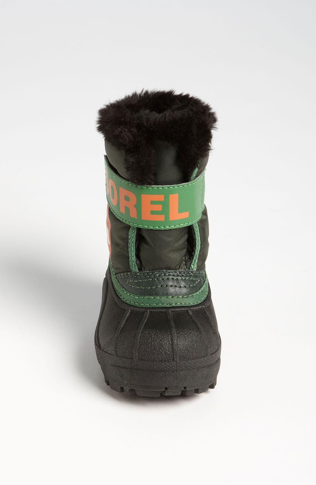 Alternate Image 3  - SOREL 'Snow Commander' Boot (Baby & Walker)