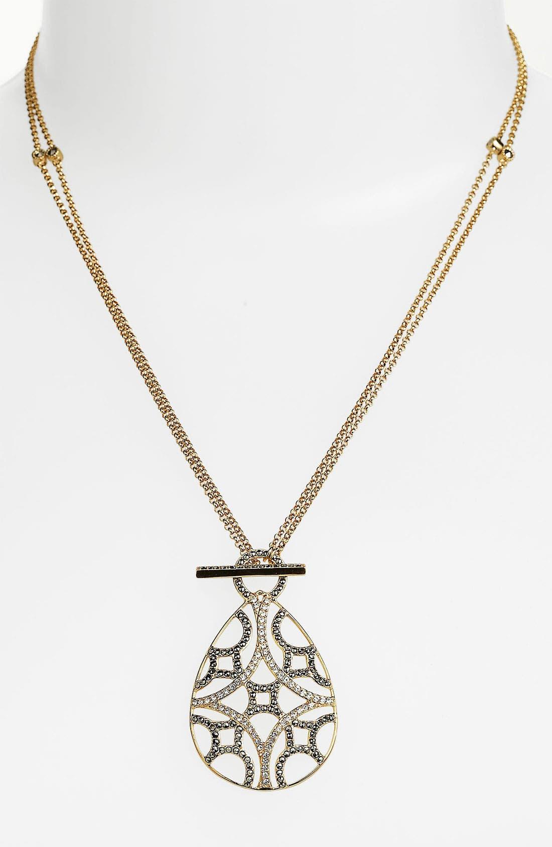 Alternate Image 1 Selected - Judith Jack 'Matrix' Convertible Pendant Necklace