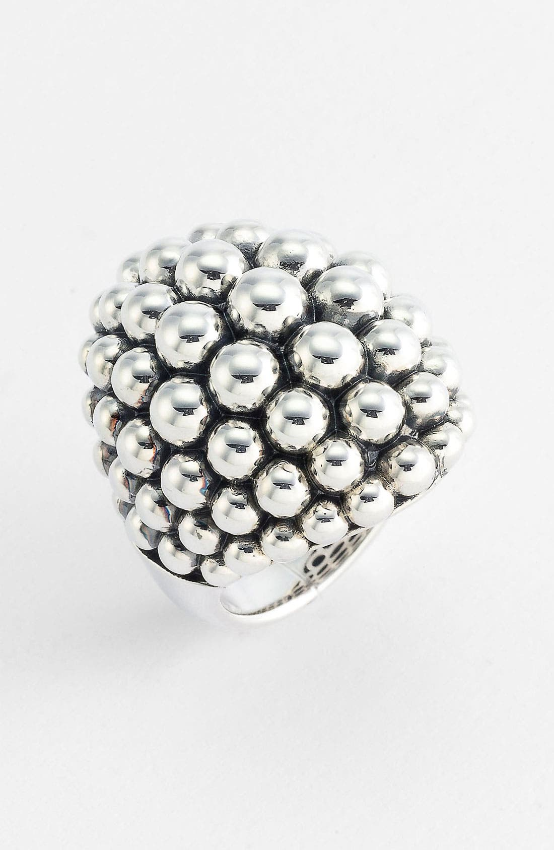 Alternate Image 1 Selected - LAGOS 'Bold' Caviar Ring