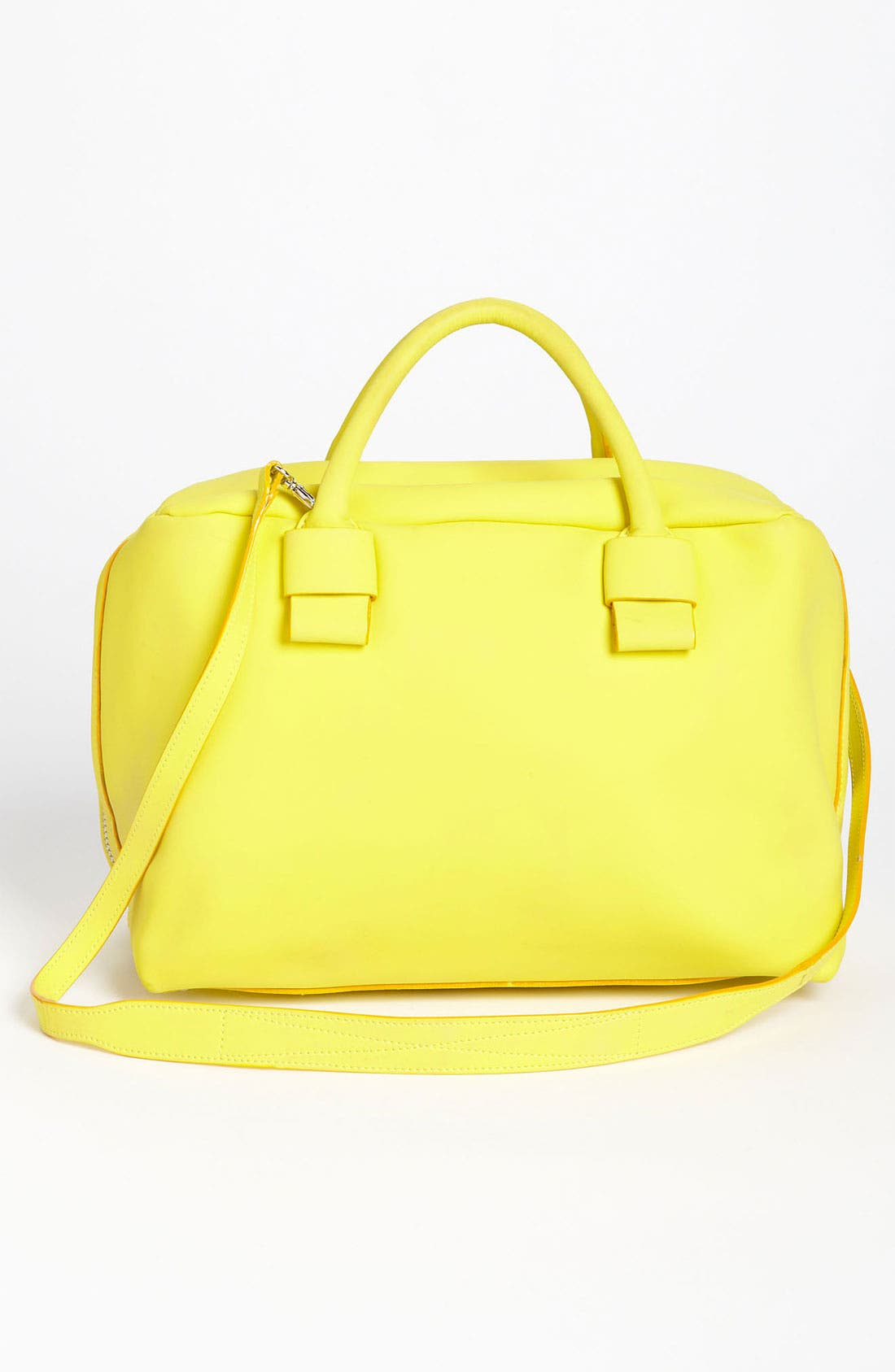 Alternate Image 4  - MARC JACOBS 'Small Antonia' Rubberized Leather Satchel
